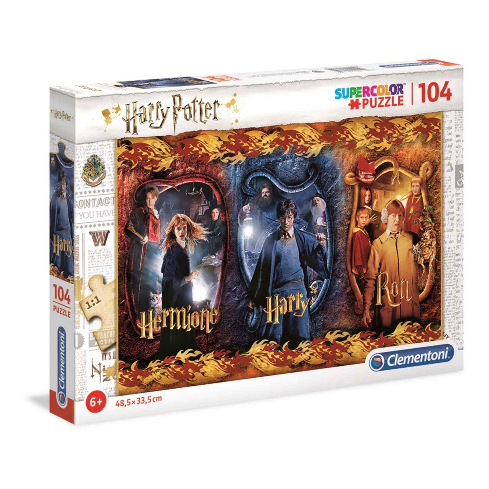 Puzzle Harry Potter 14 Peças