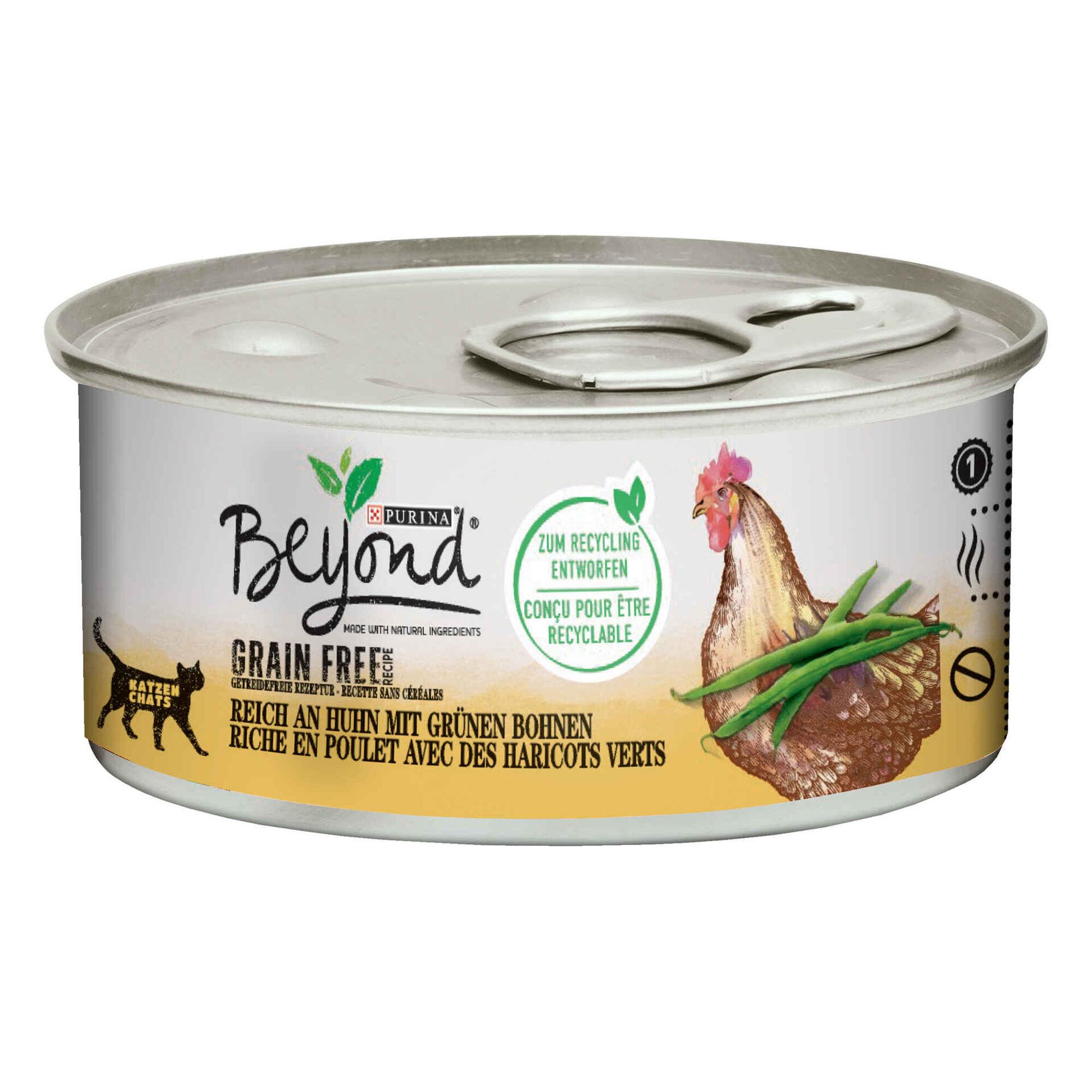 Comida Húmida para Gato Grain Free Frango Lata
