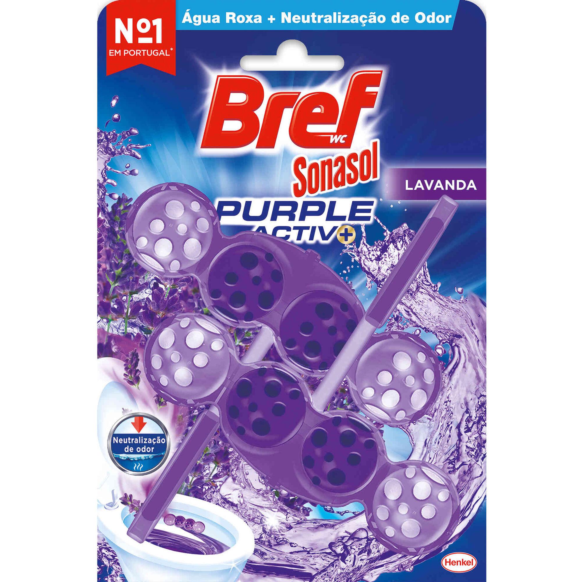 Bloco Sanitário Purple Active Lavanda