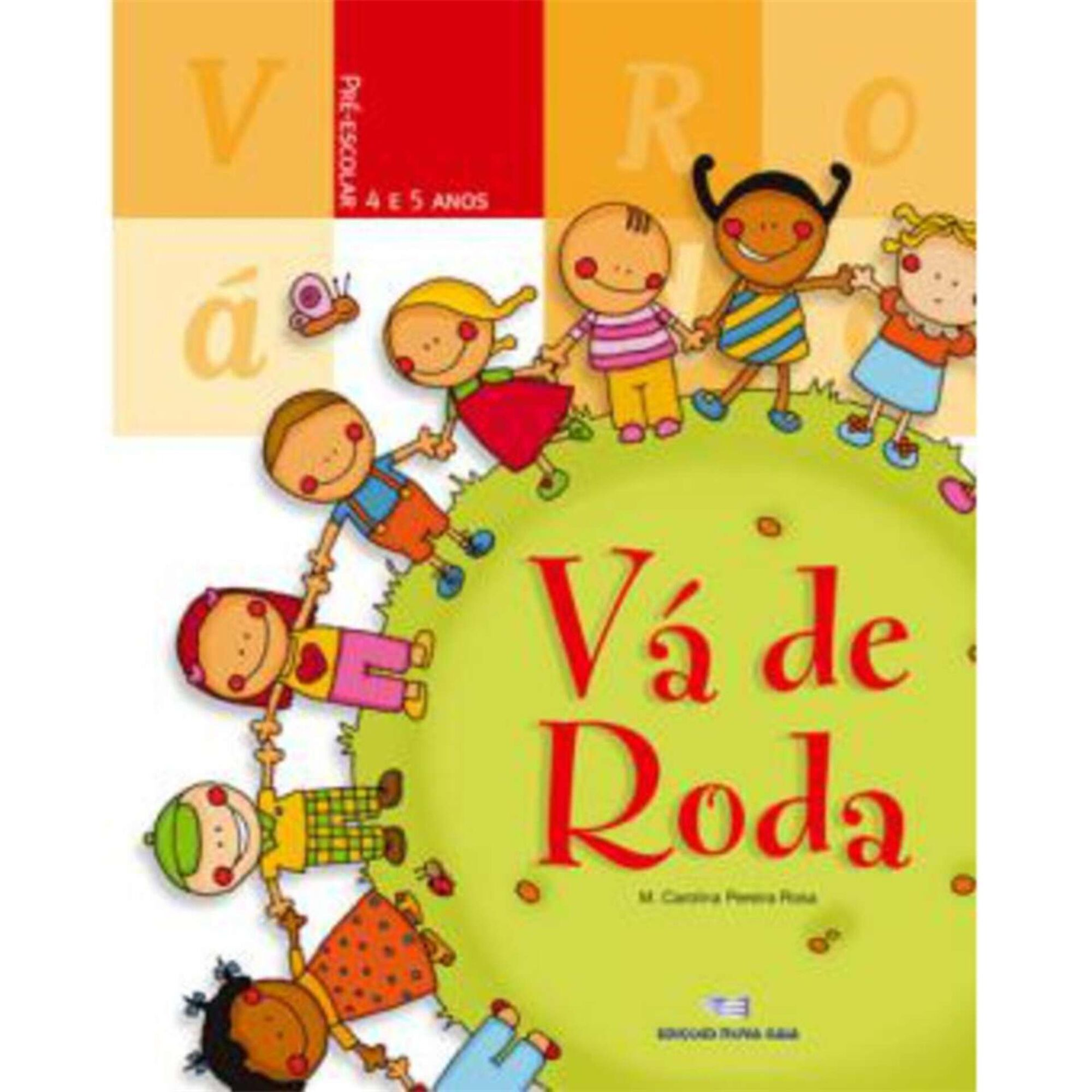 Vá De Roda - Pré-Escolar 4-5 Anos