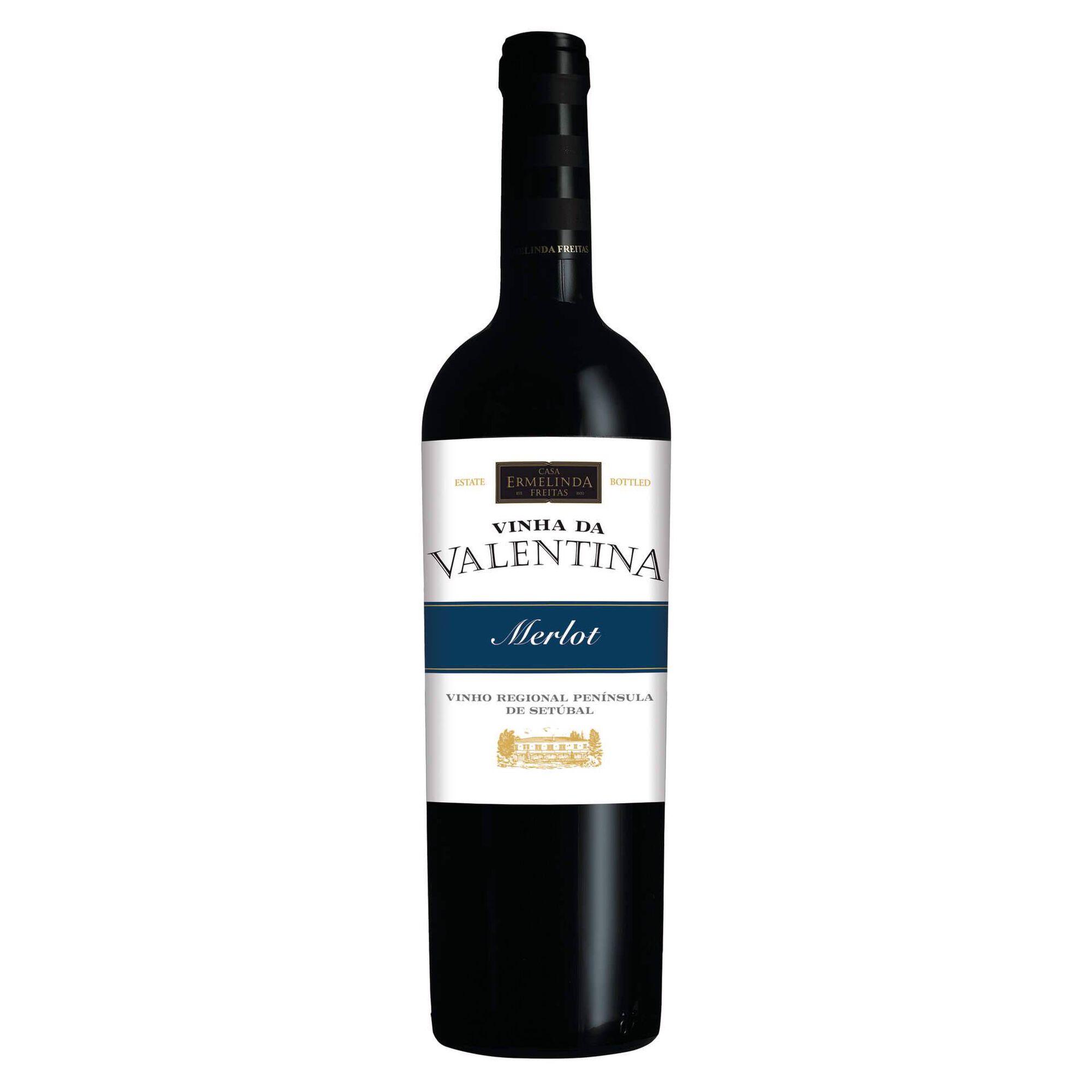 Vinha da Valentina Merlot Regional Península de Setúbal Vinho Tinto