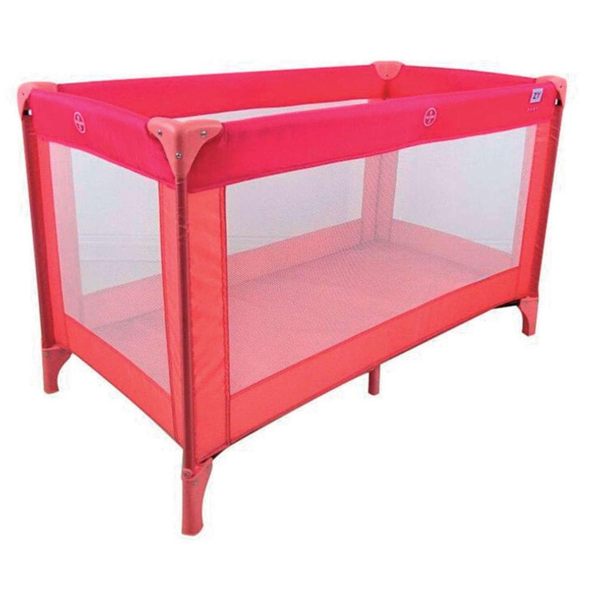 Cama de Viagem Rosa Nap Nap, , hi-res