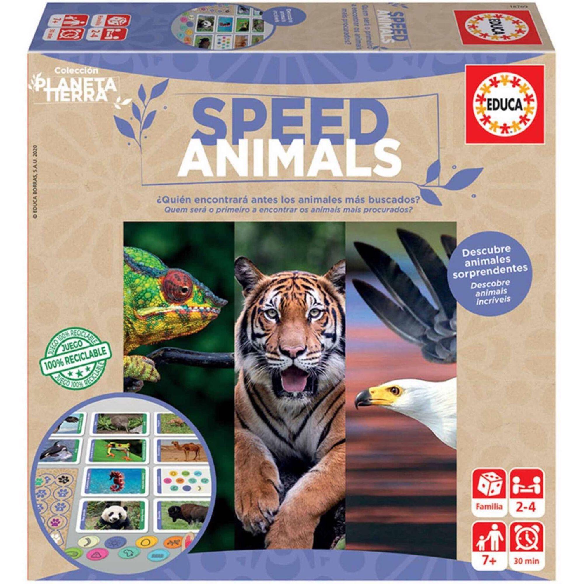 Speed Animals