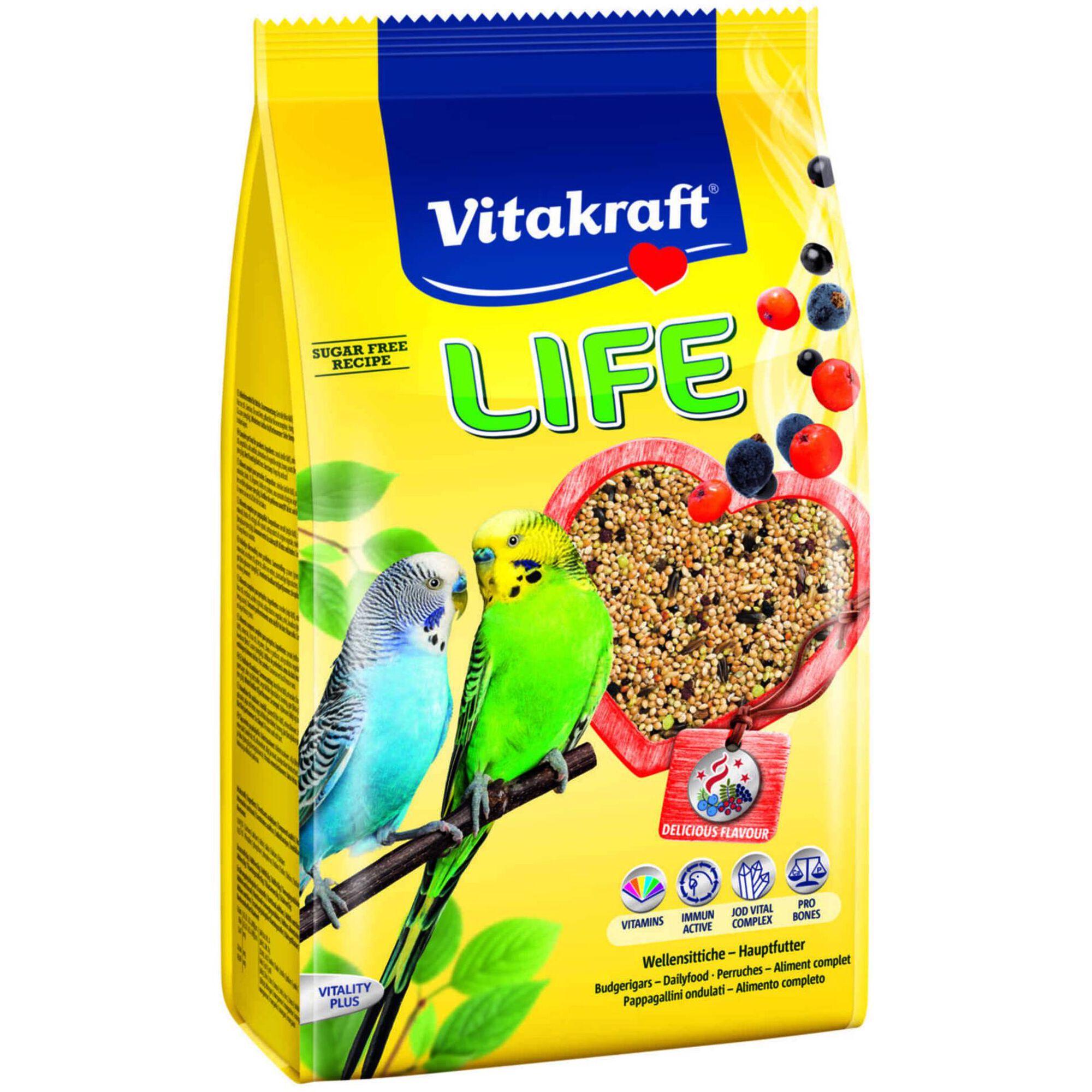 Comida para Periquito Menu Life