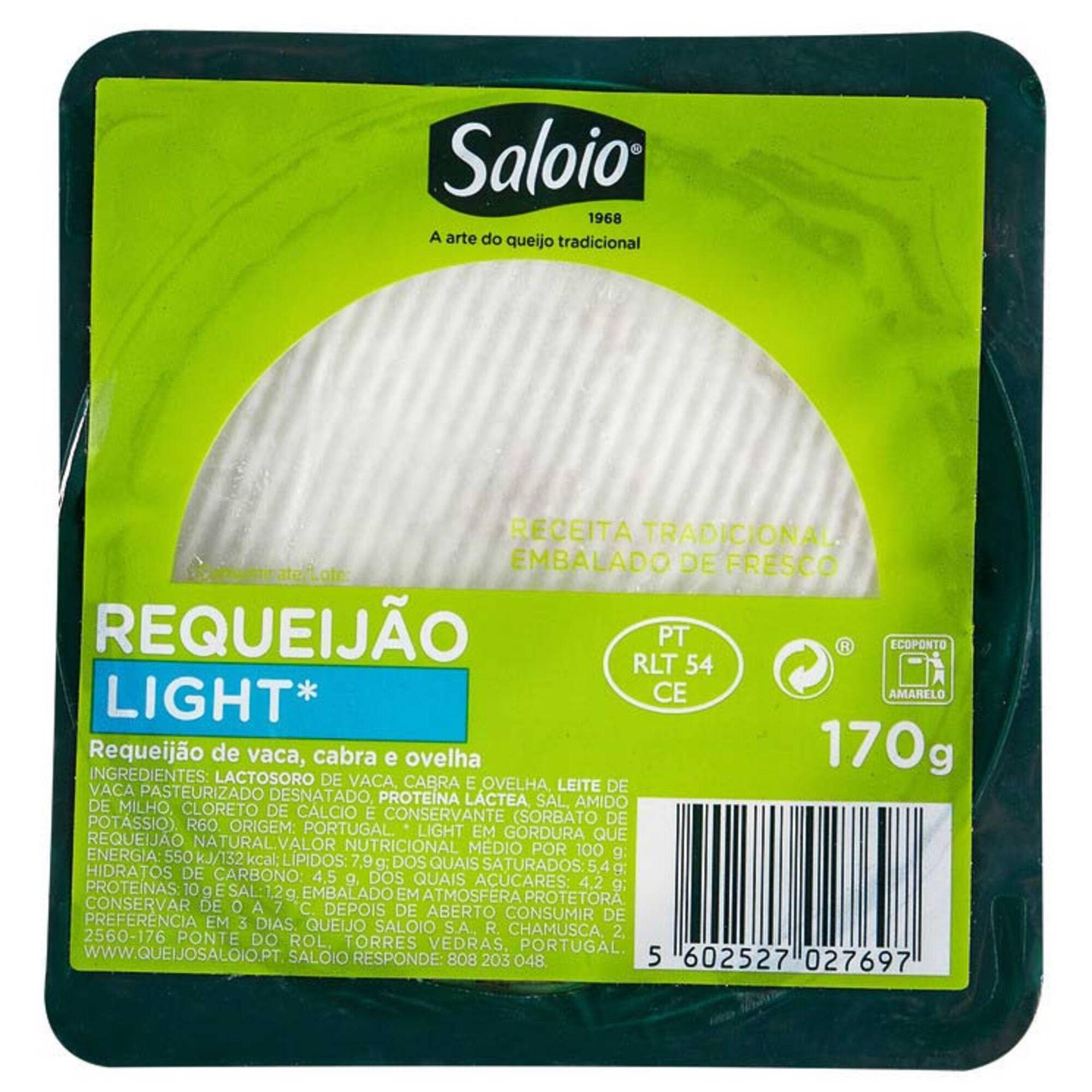 Requeijão Light