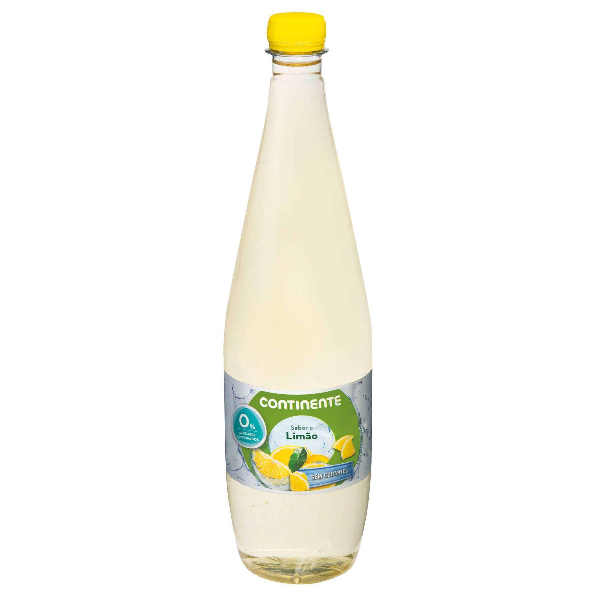 Água sem Gás de Limão