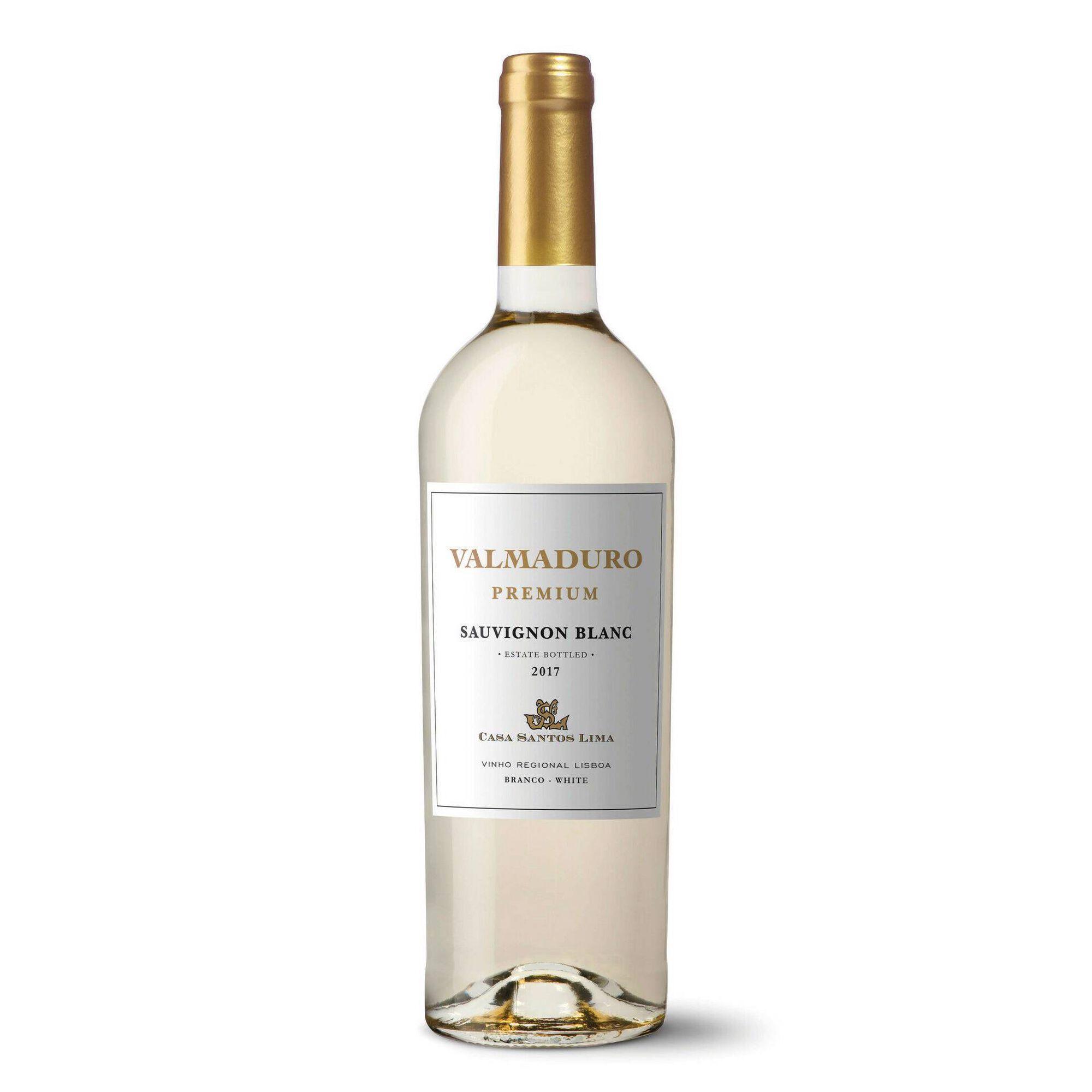 Valmaduro Sauvignon Blanc Premium Regional Lisboa Vinho Branco