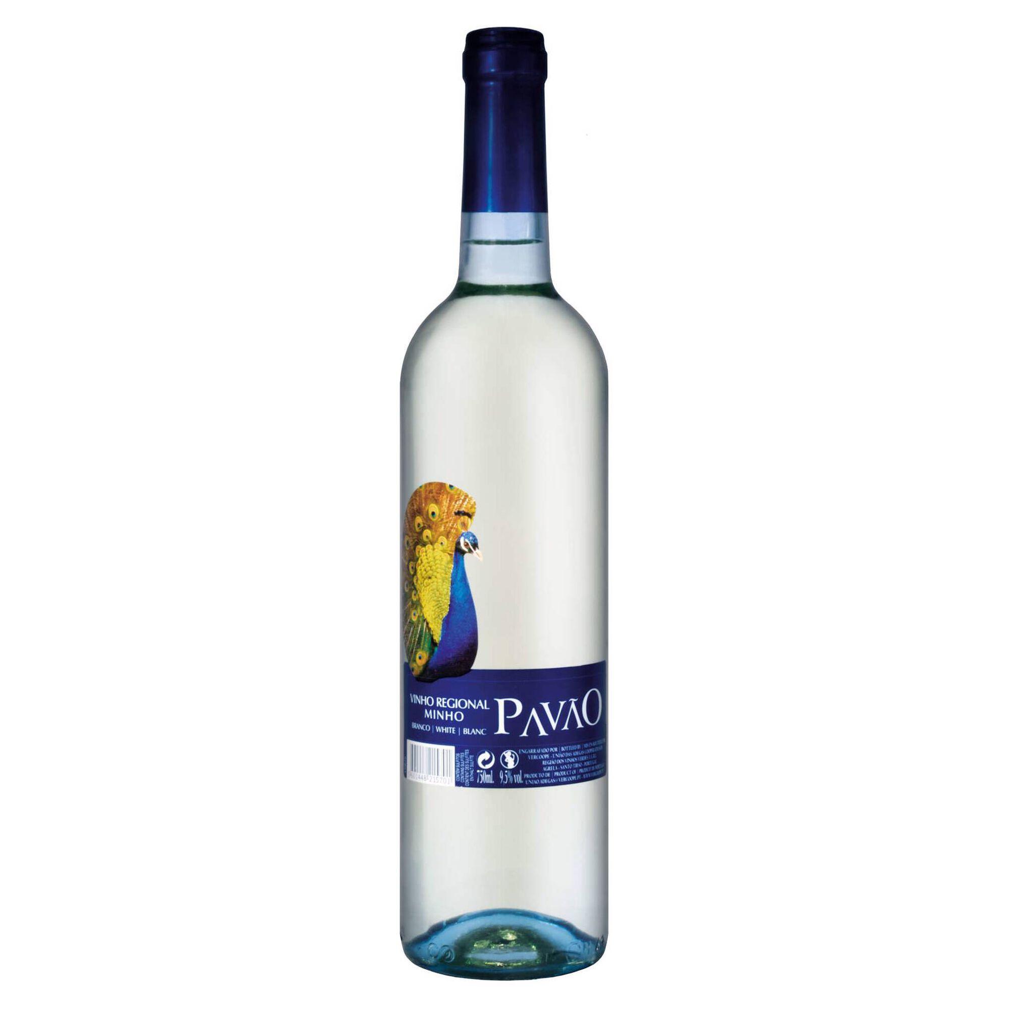 Pavão Regional Minho Vinho Verde  Branco