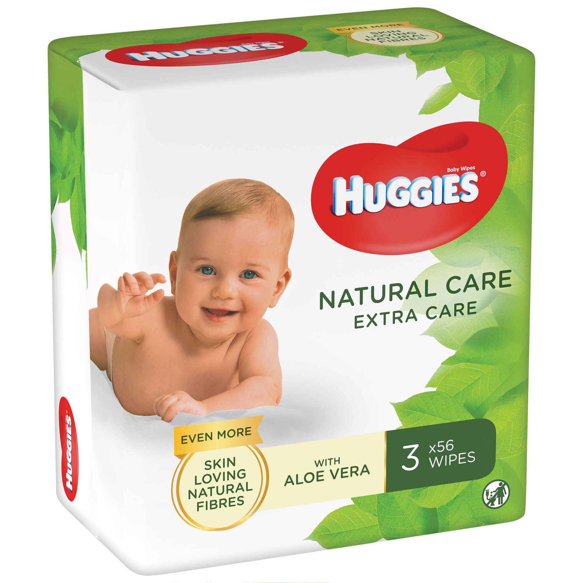 Toalhitas Bebé Natural Extra Care