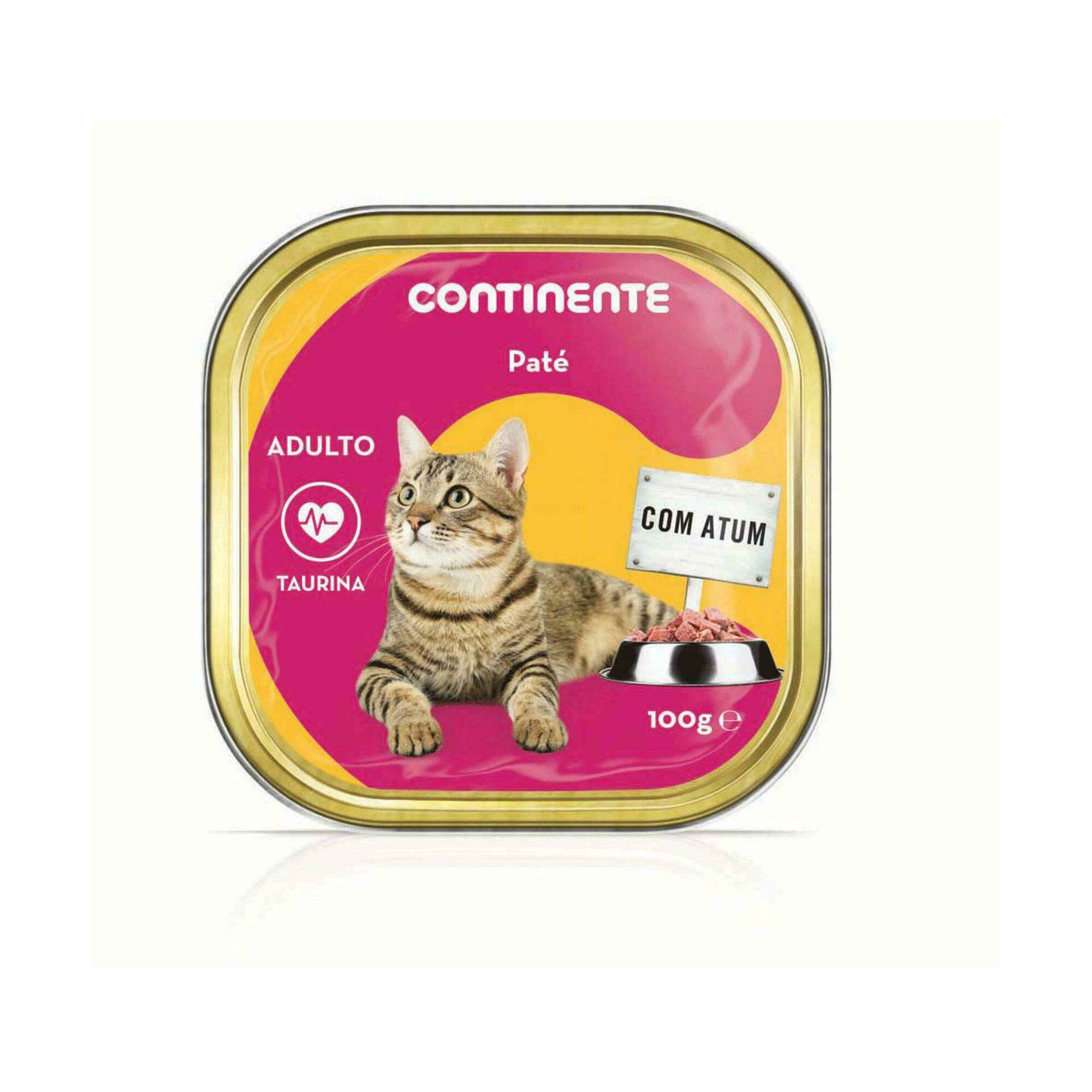 Comida Húmida para Gato Adulto Patê Atum Terrina