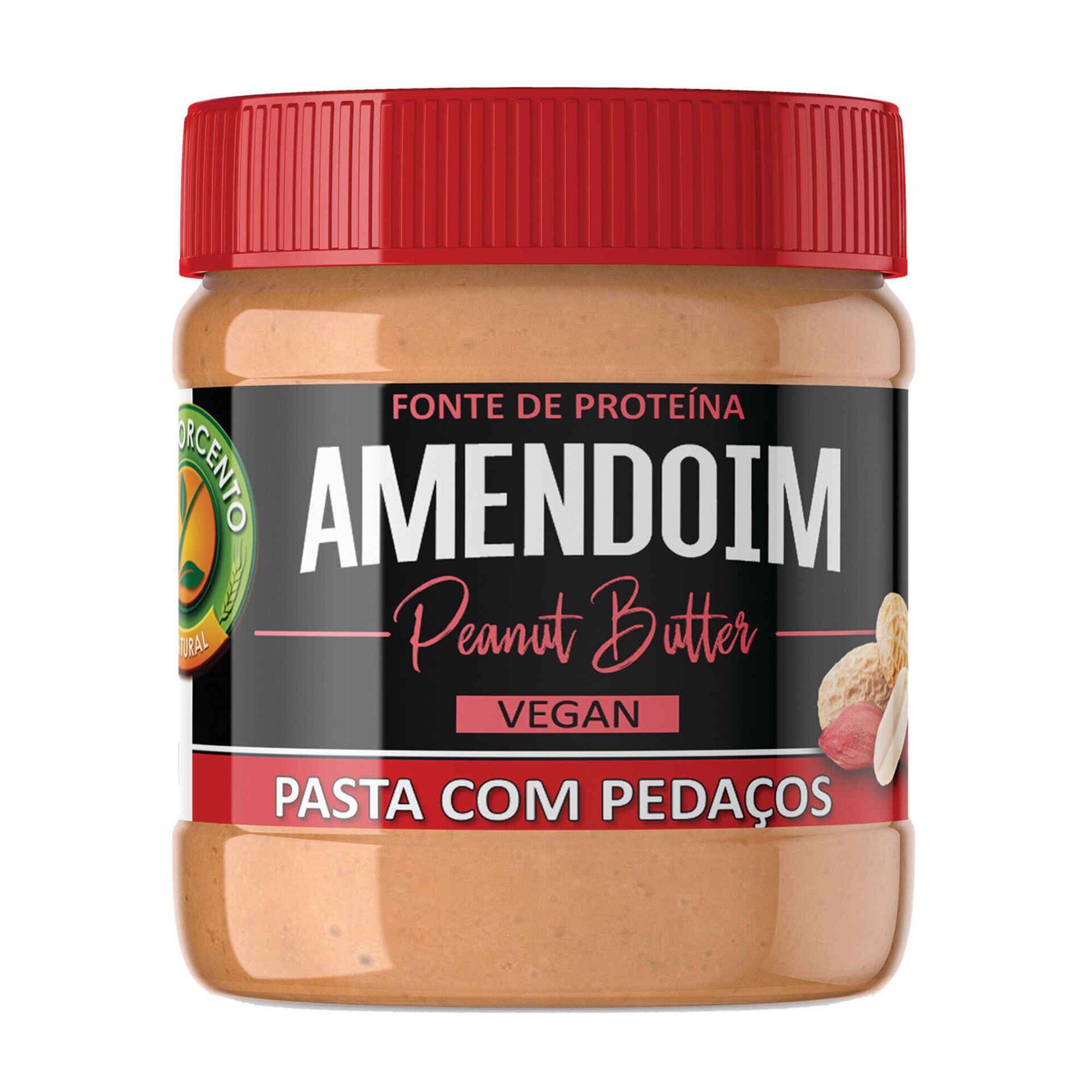 Manteiga de Amendoim Pedaços