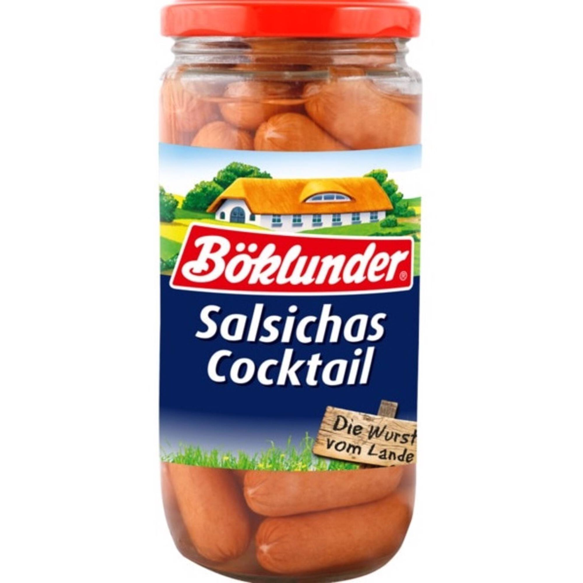 Salsicha Alemã Fumada Cocktail
