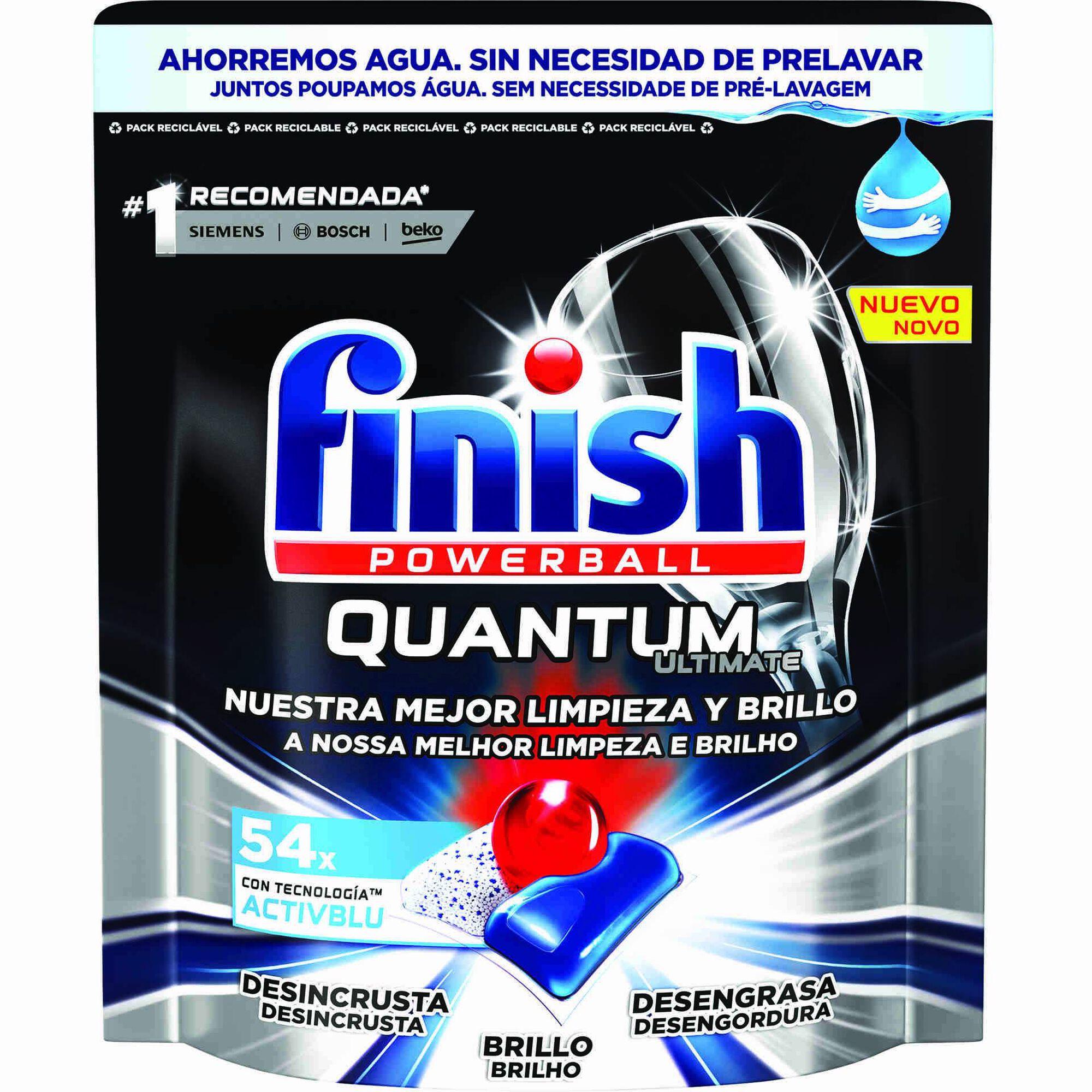 Detergente Máquina Loiça Pastilhas Ultimate Regular