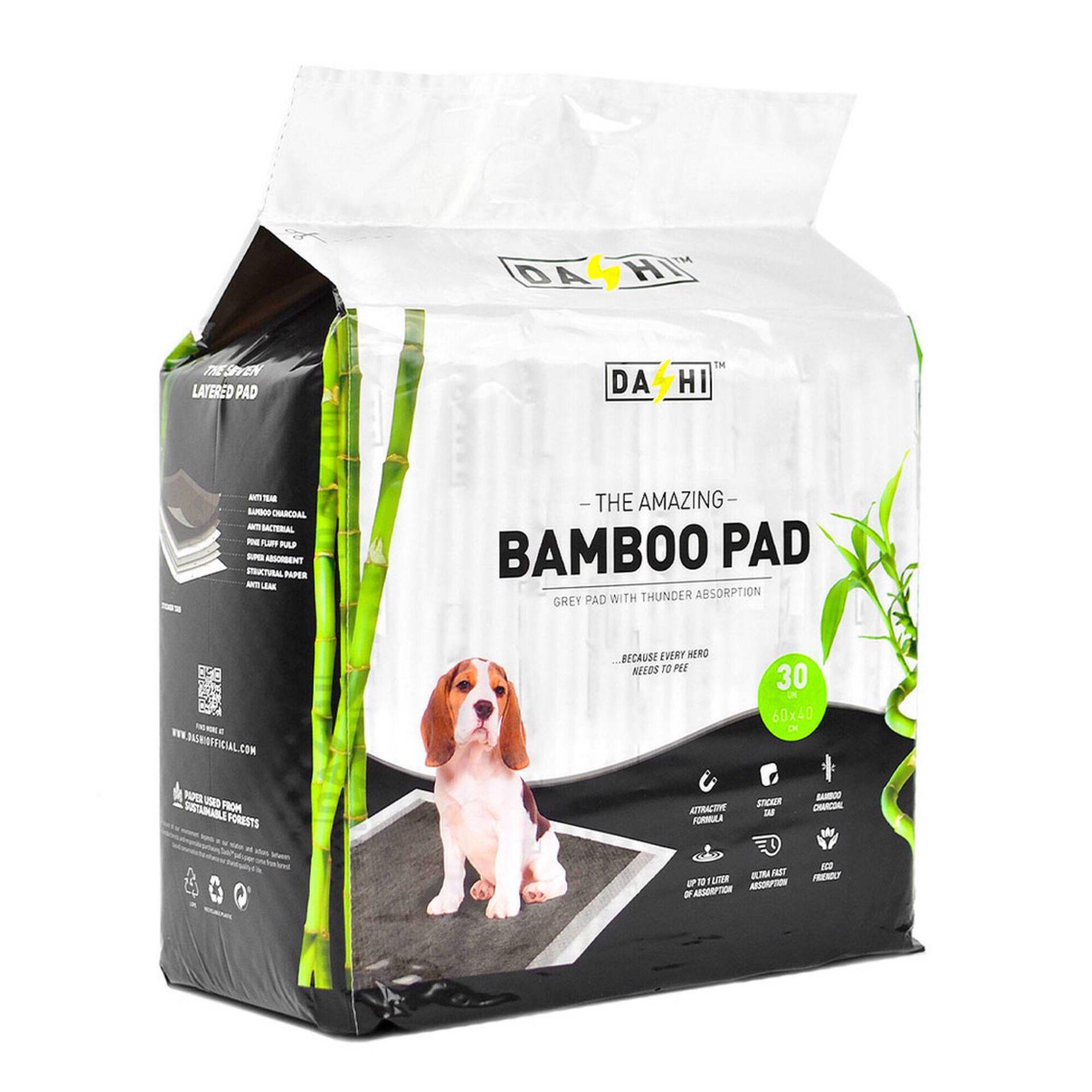 Resguardo Dashi Bamboo Pad 60x40 cm