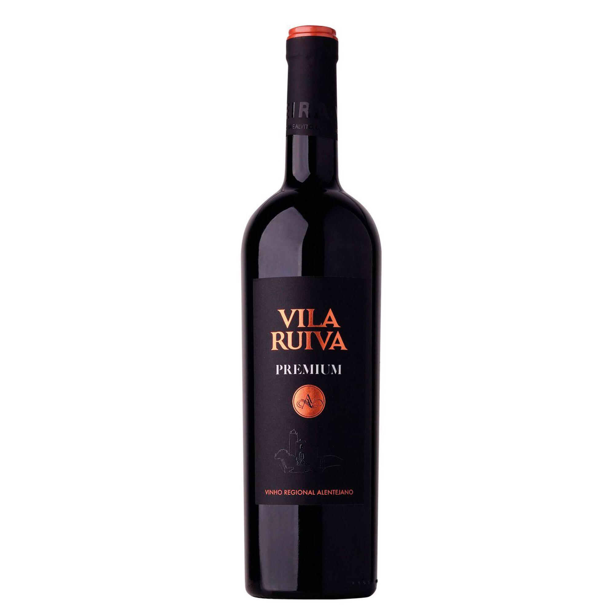 Vila Ruiva Premium Regional Alentejano Vinho Tinto