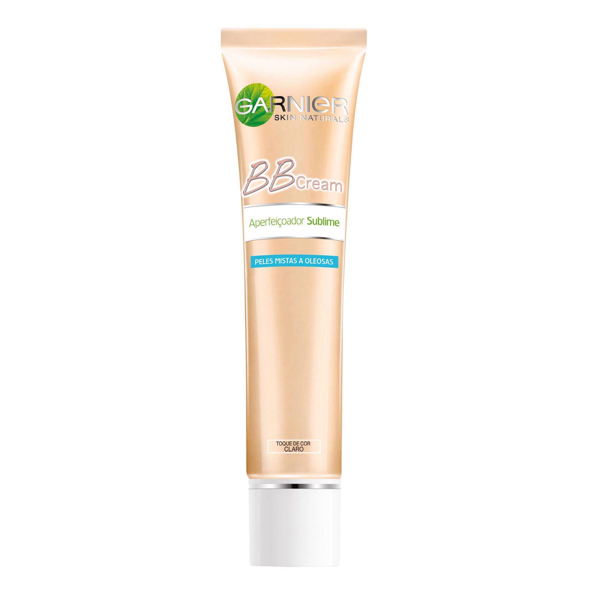 BB Cream Aperfeiçoador Sublime Claro Pele Mista e Oleosa