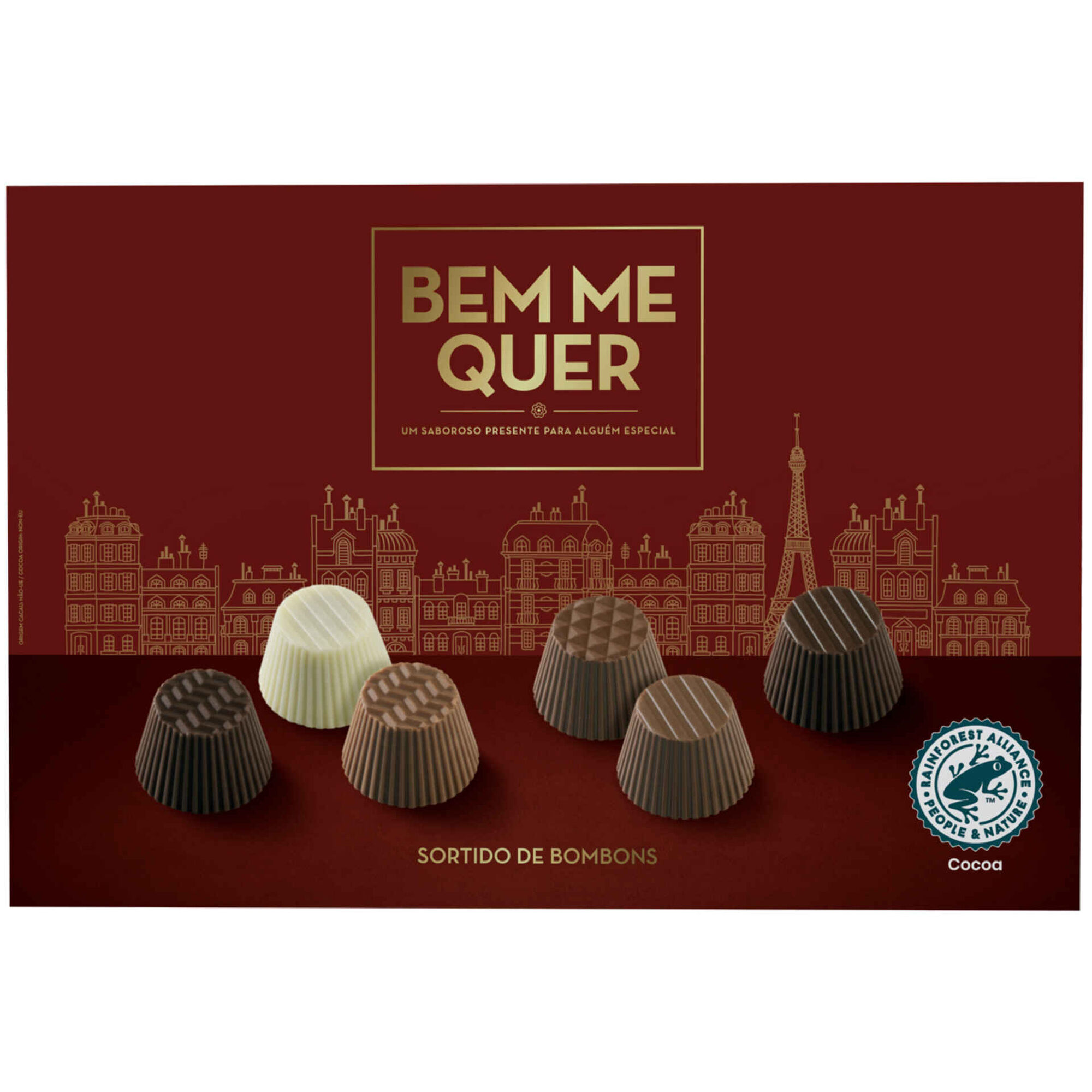 Bombons de Chocolate