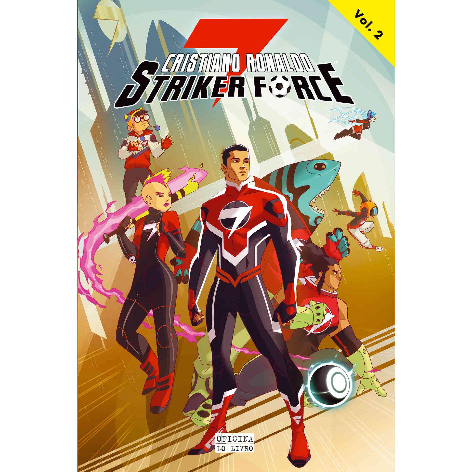 Striker Force 7 (volume 2)