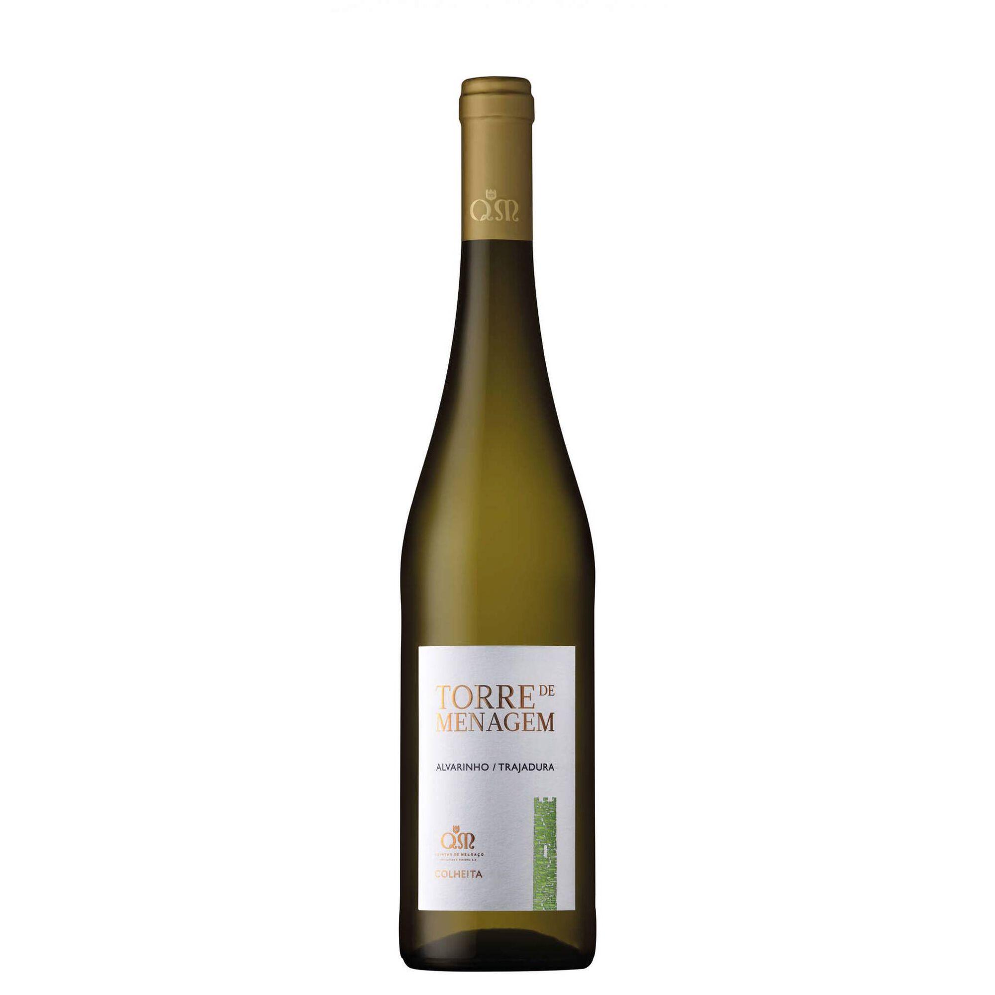 Torre de Menagem Alvarinho Trajadura DOC Vinho Verde Branco