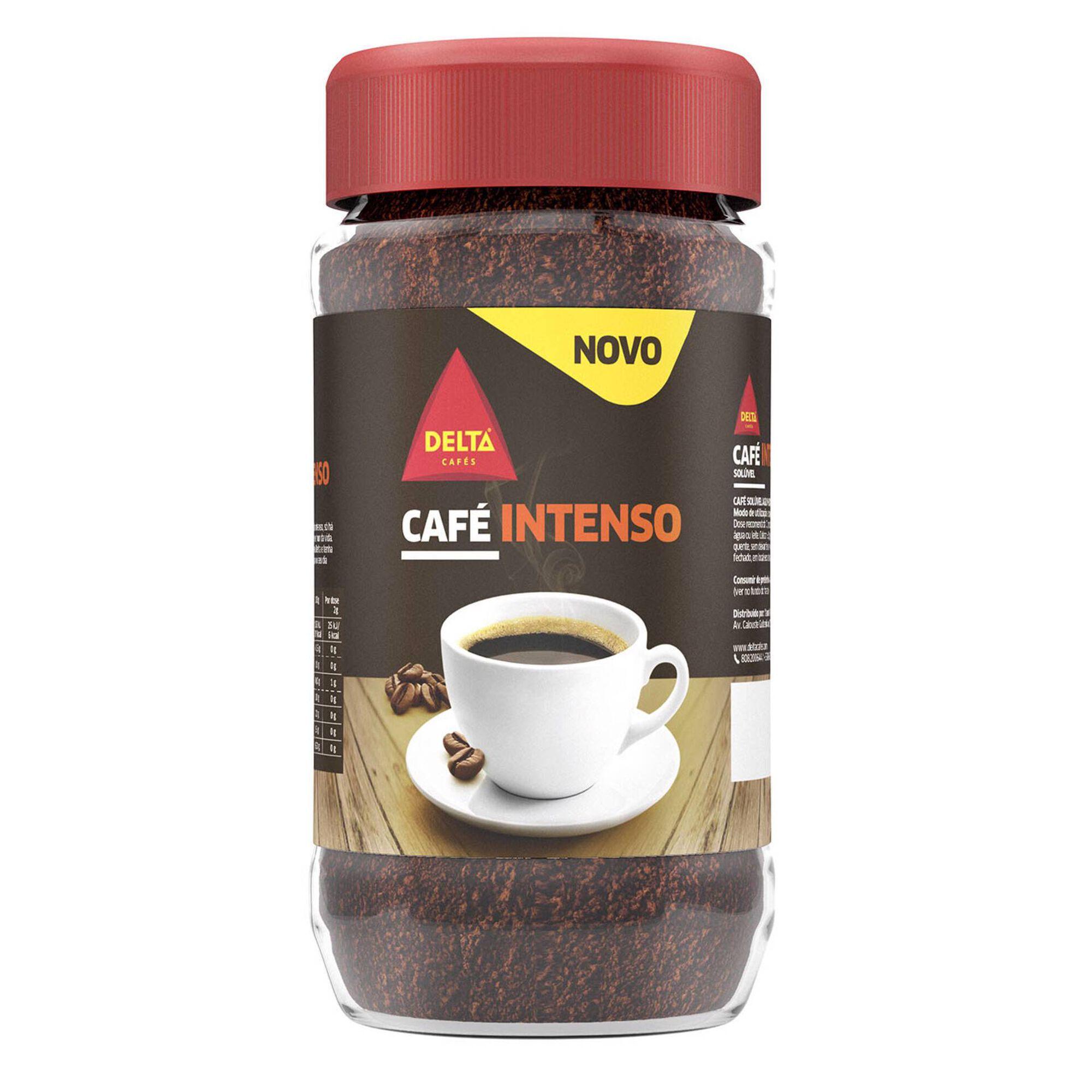 Café Solúvel Intenso