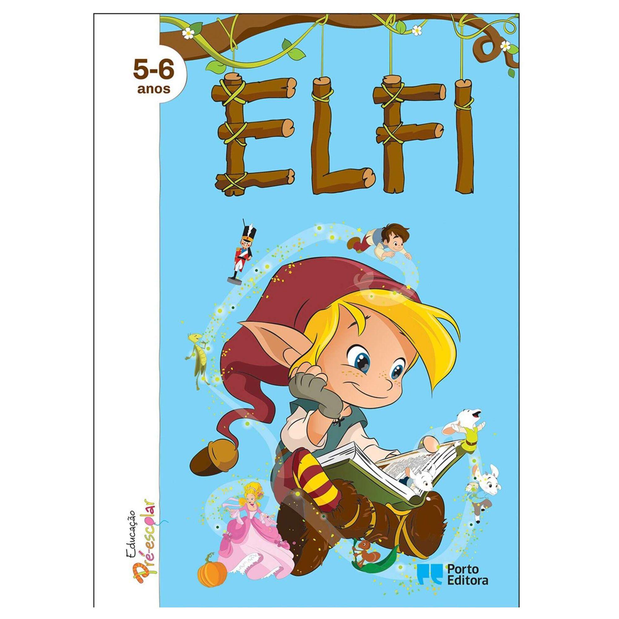 ELFI - Educação Pré-Escolar 5-6 Anos