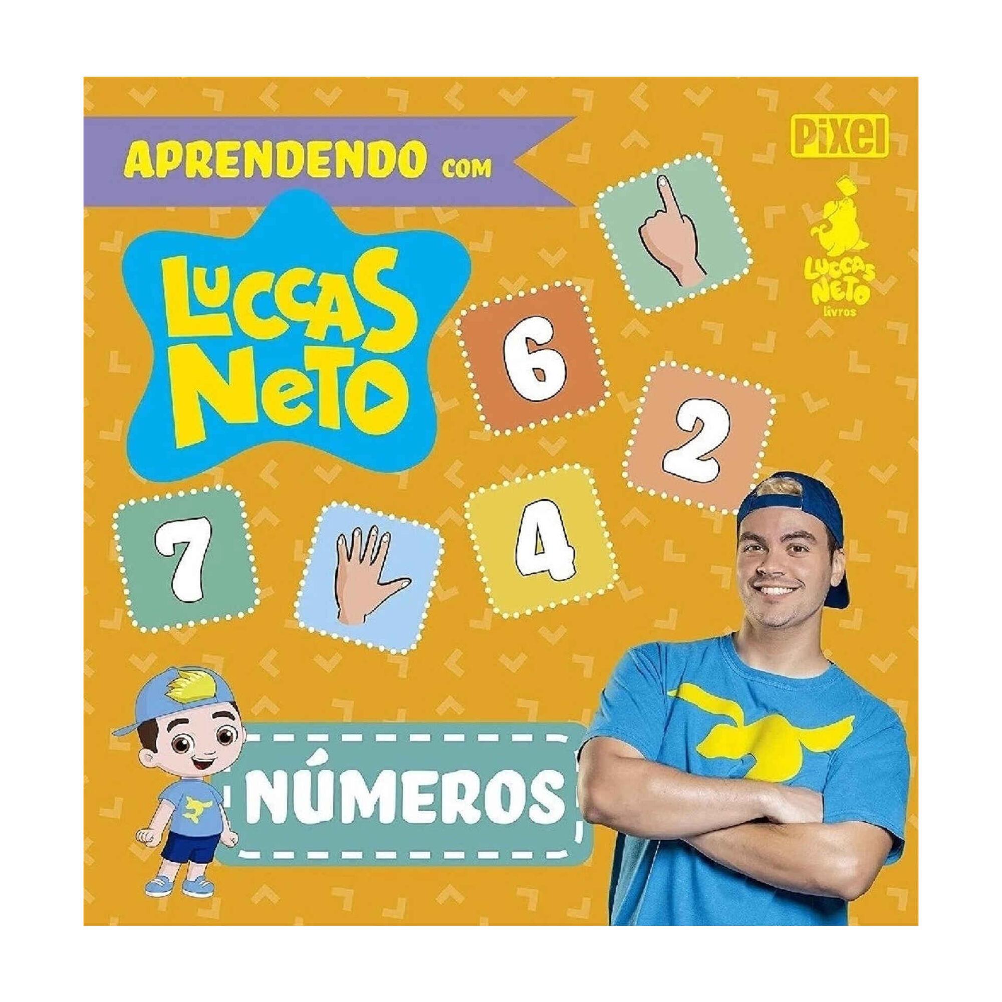 Aprendendo com Luccas Neto - Números