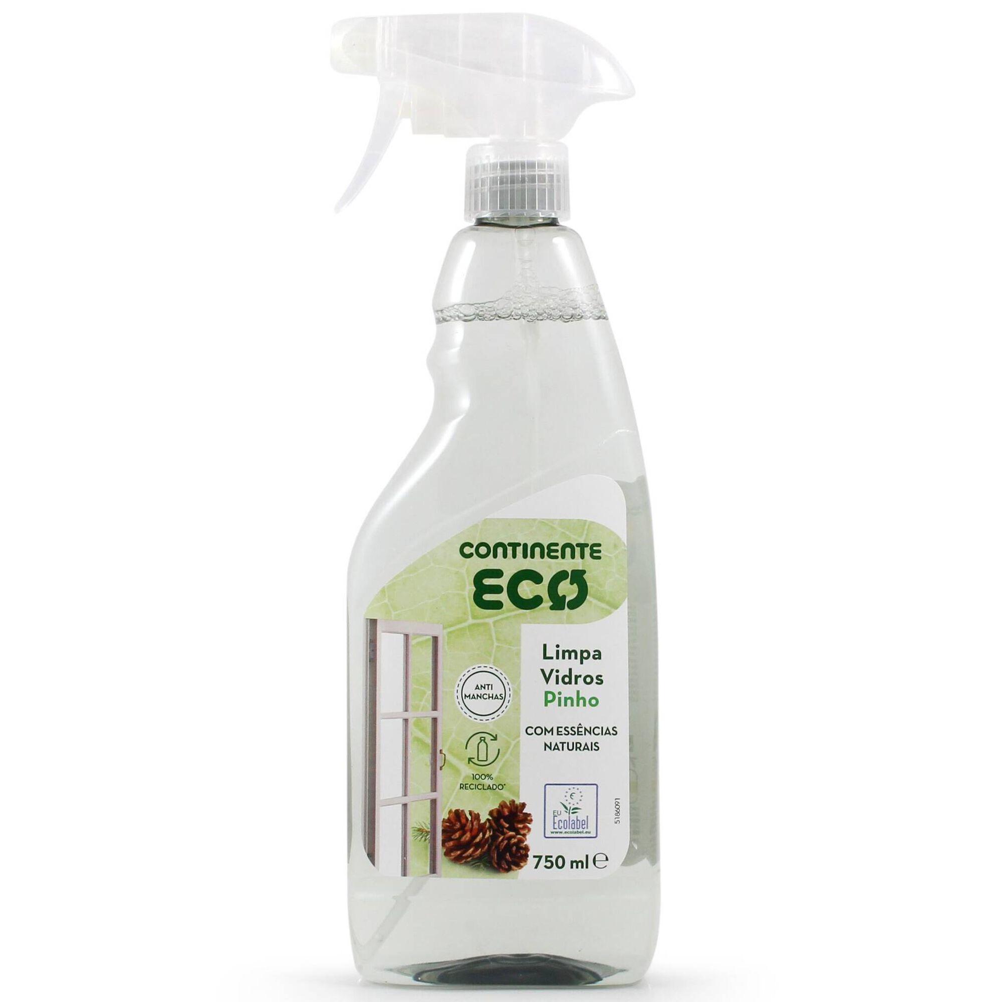 Limpa Vidros Spray Eco Pinho