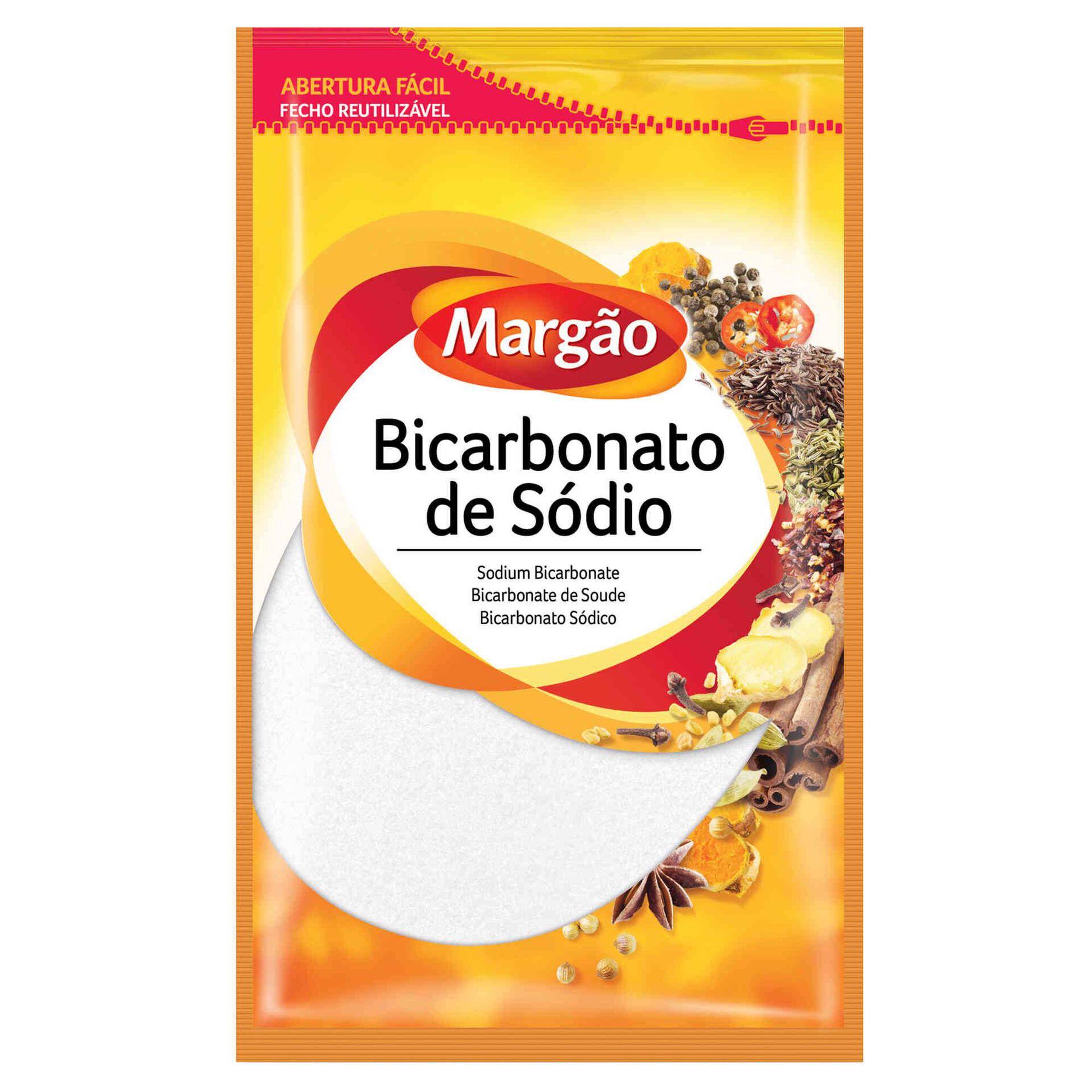 Bicarbonato de Sódio em Saqueta
