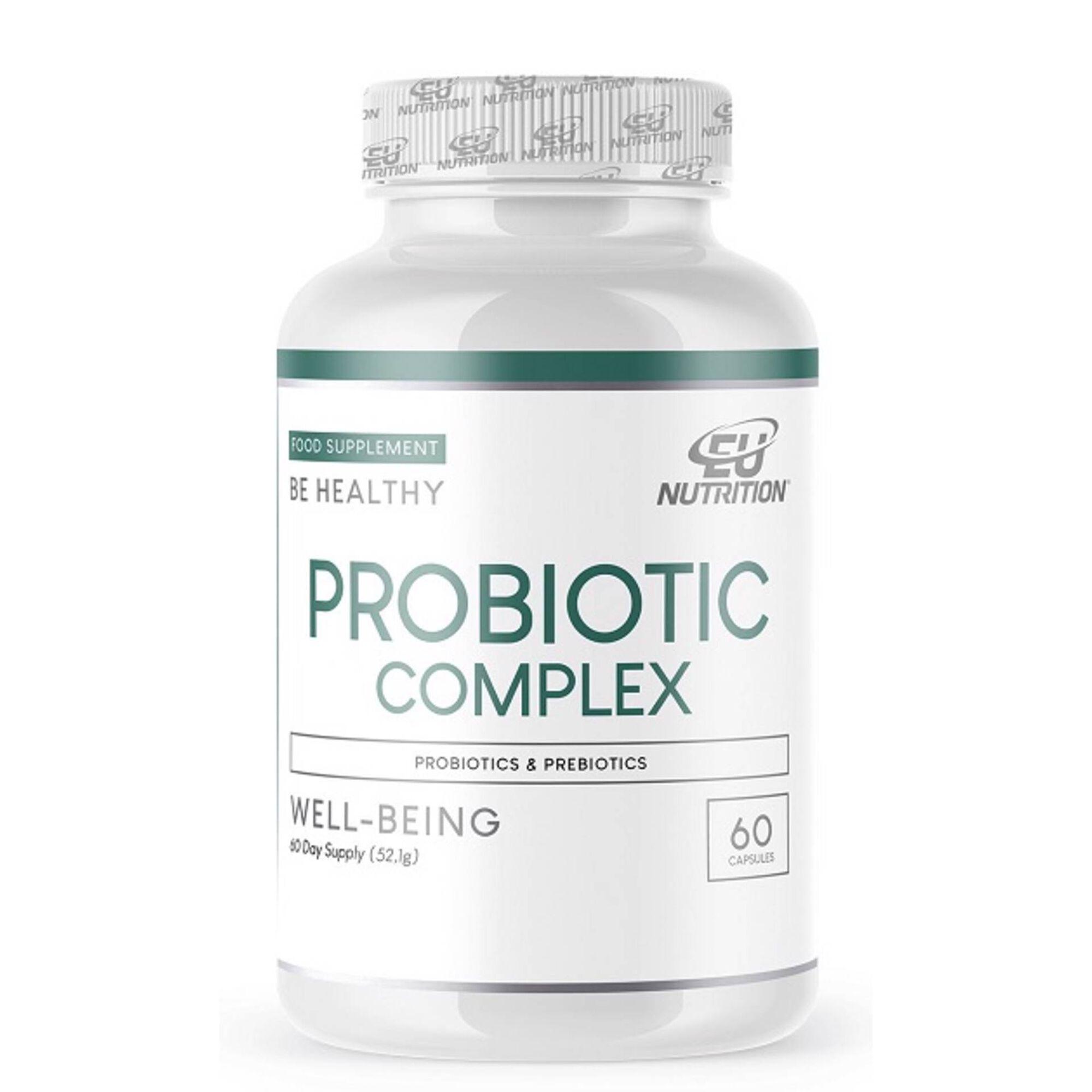 Suplemento Probiótico Complex