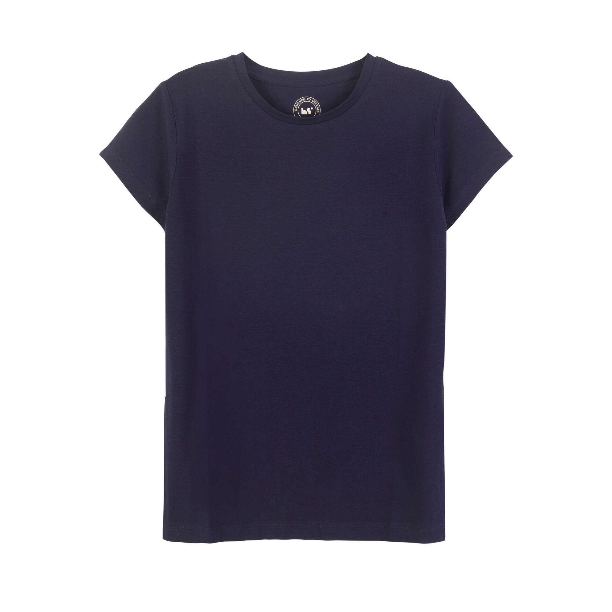 T-shirt M Azul Escuro