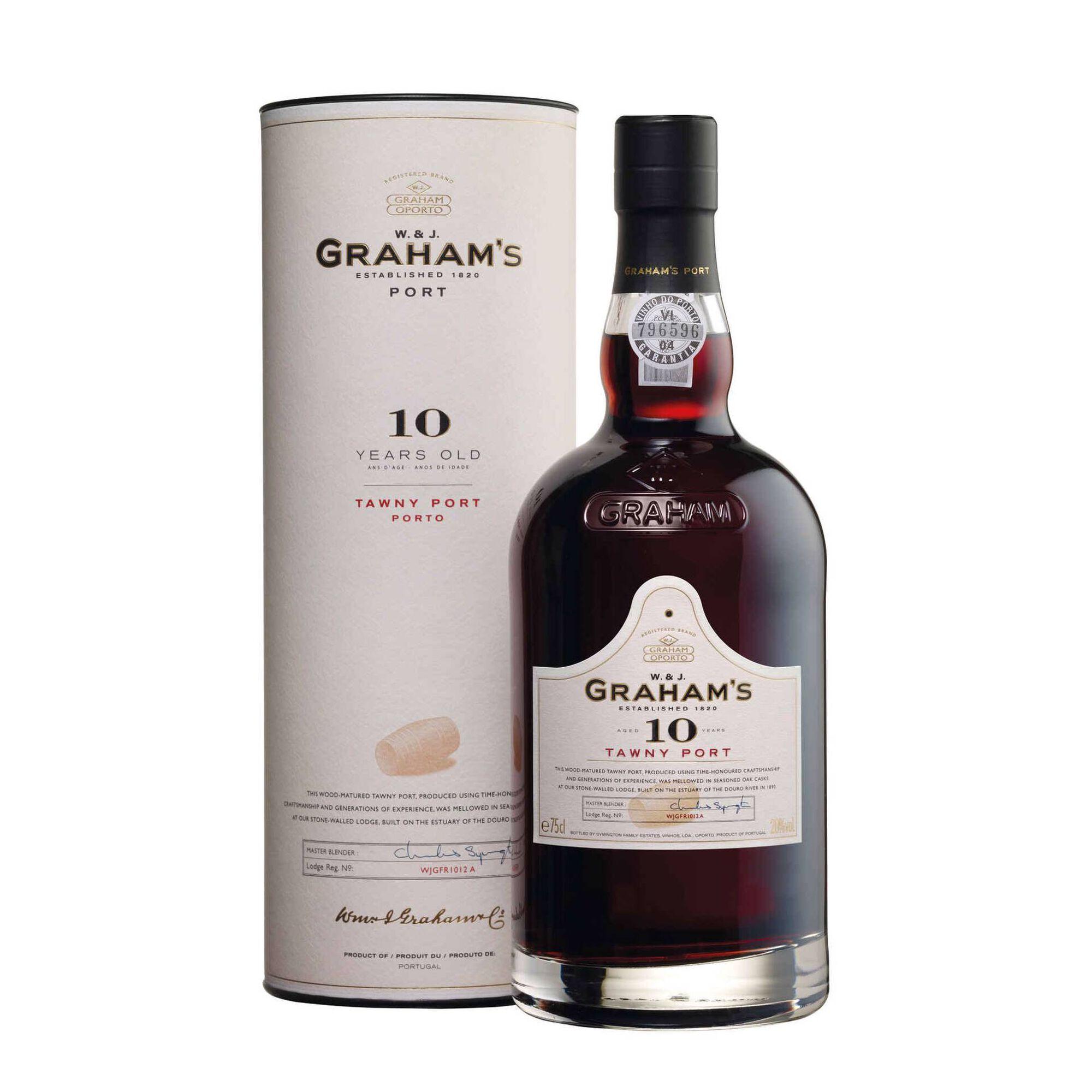 Graham's Vinho do Porto Tawny 10 Anos