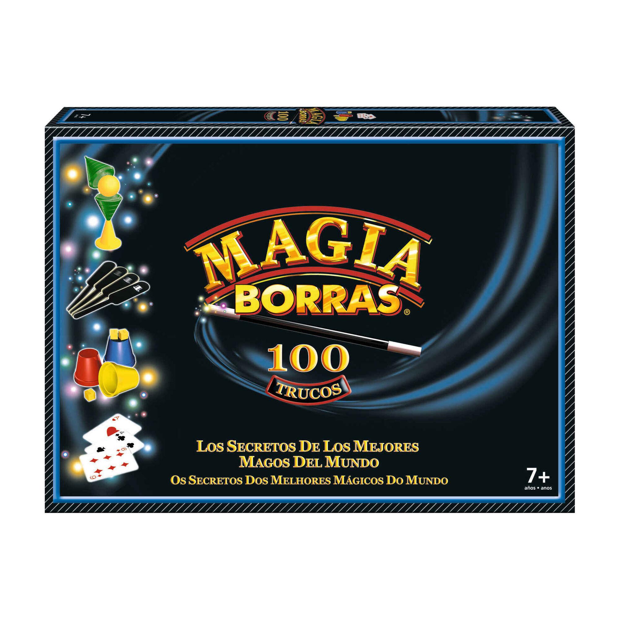 Magia Borras Clássica 100 Truques
