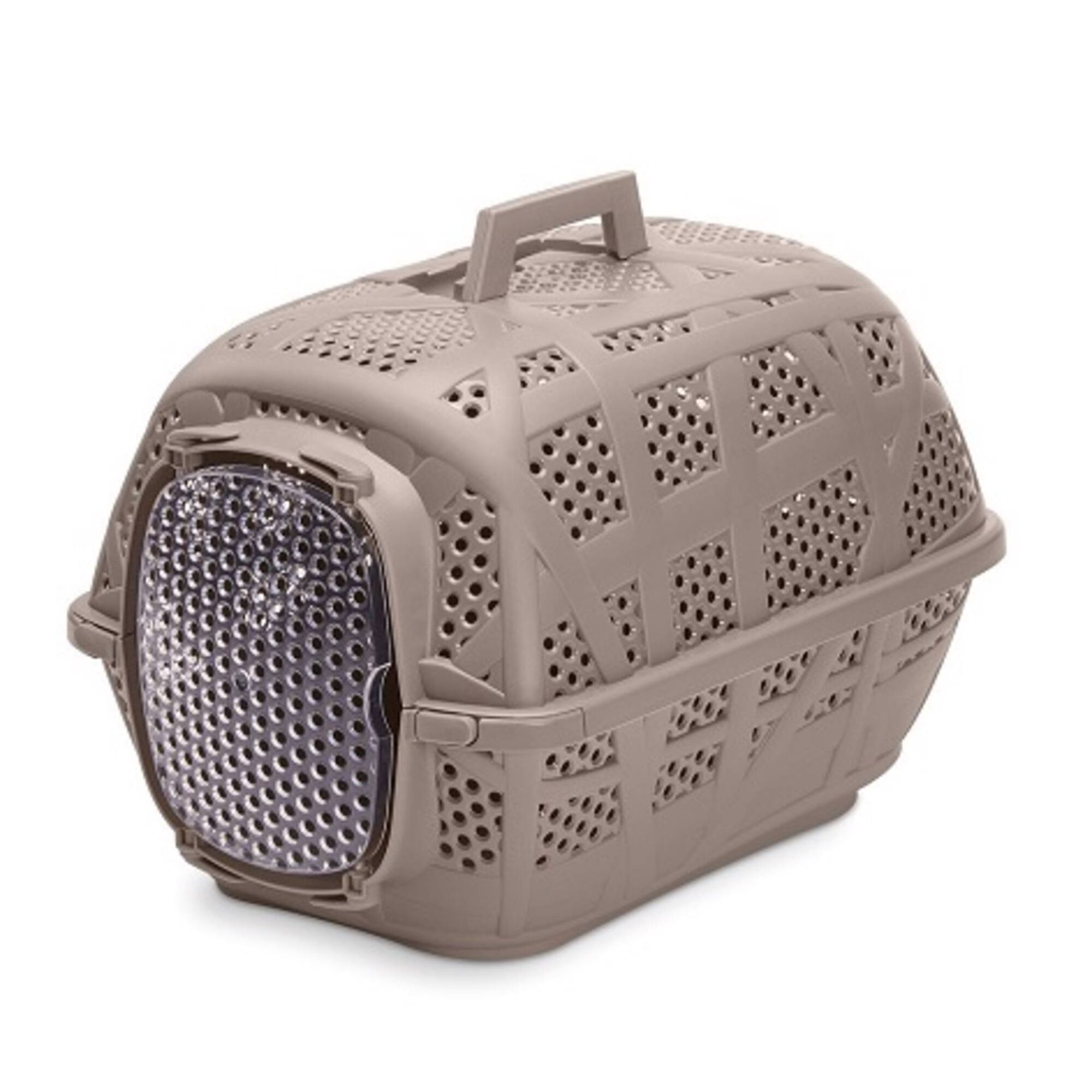 Transportadora para Gato Carry Sport Cinza