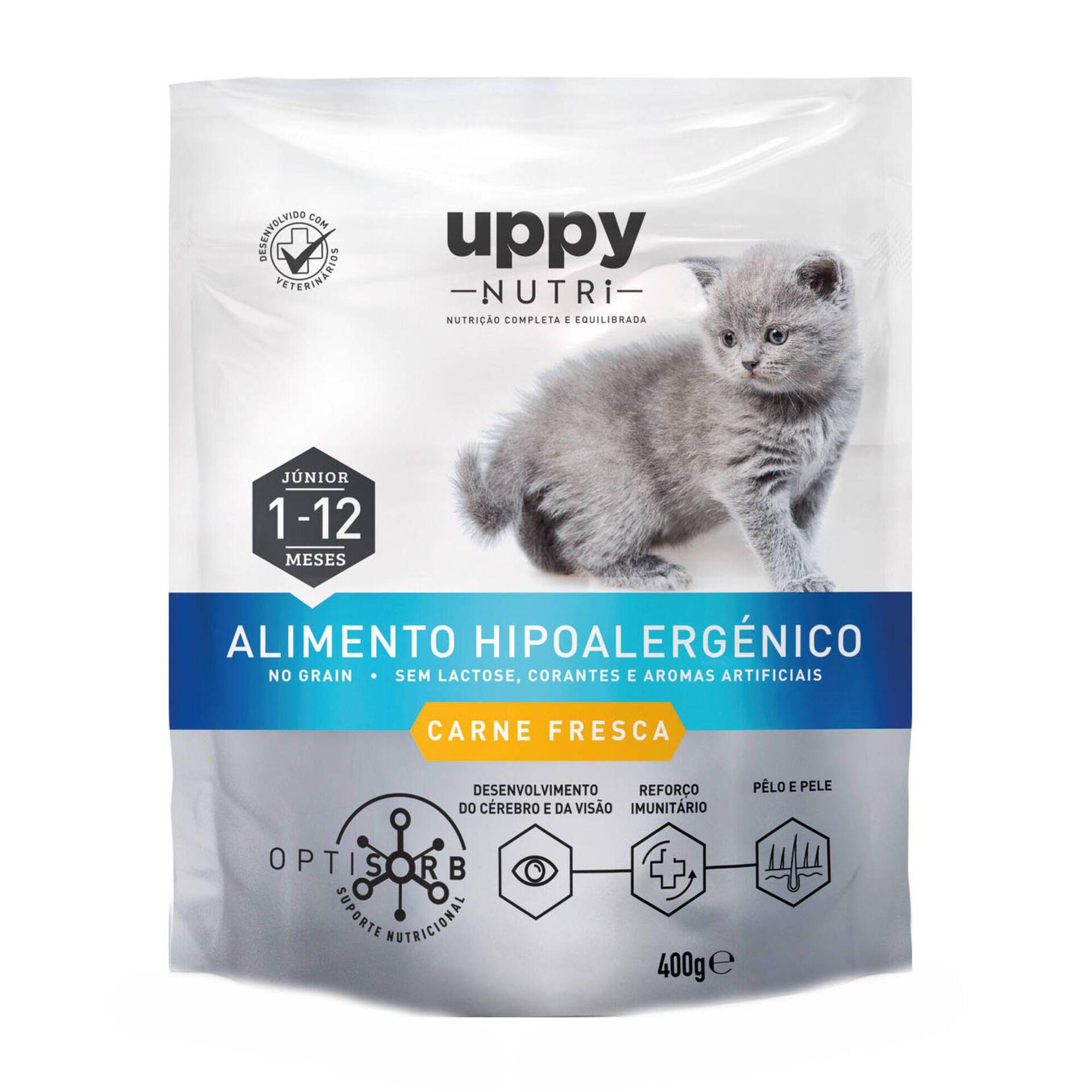 Ração para Gato Júnior Nutri Grain Free Frango