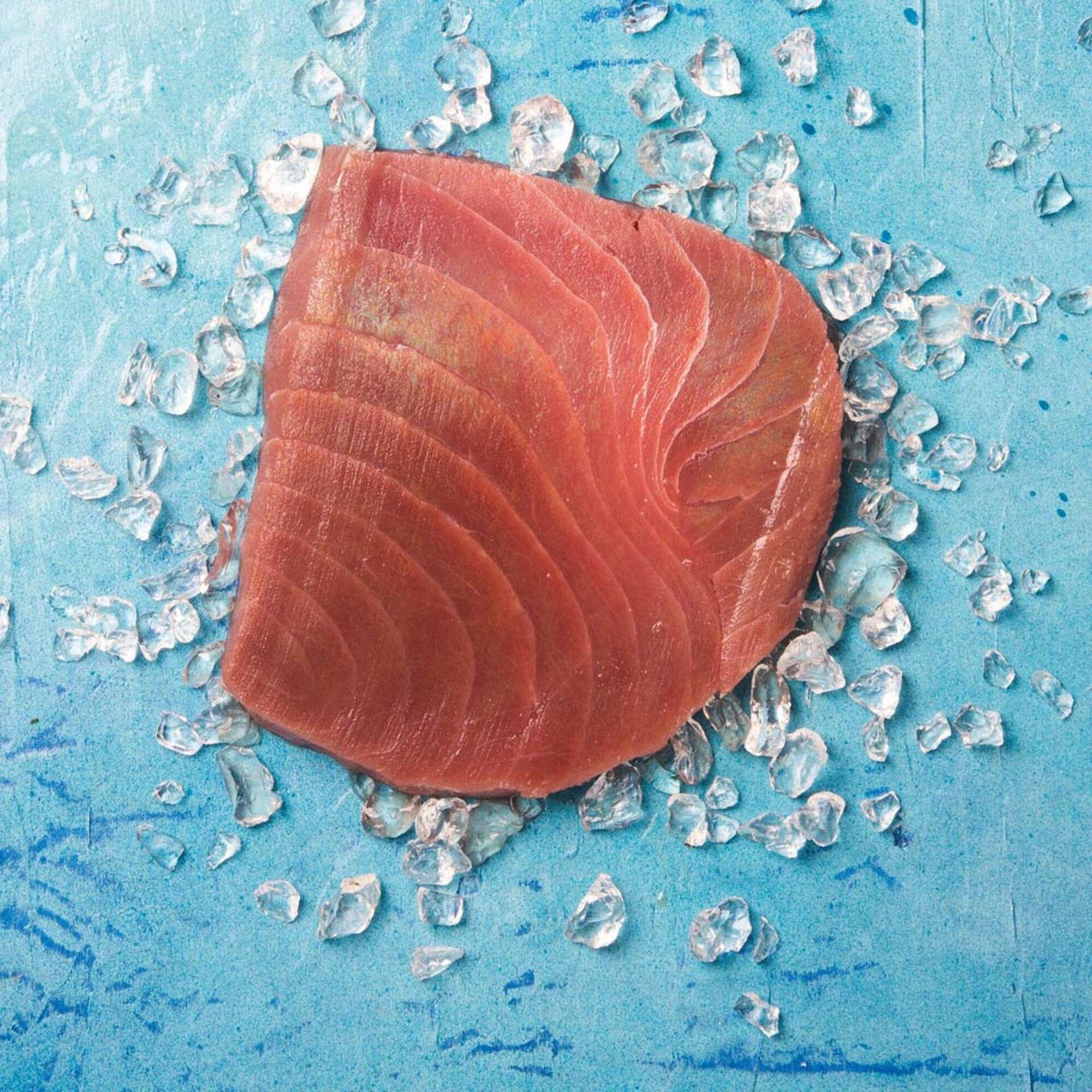 Bife de Atum Descongelado