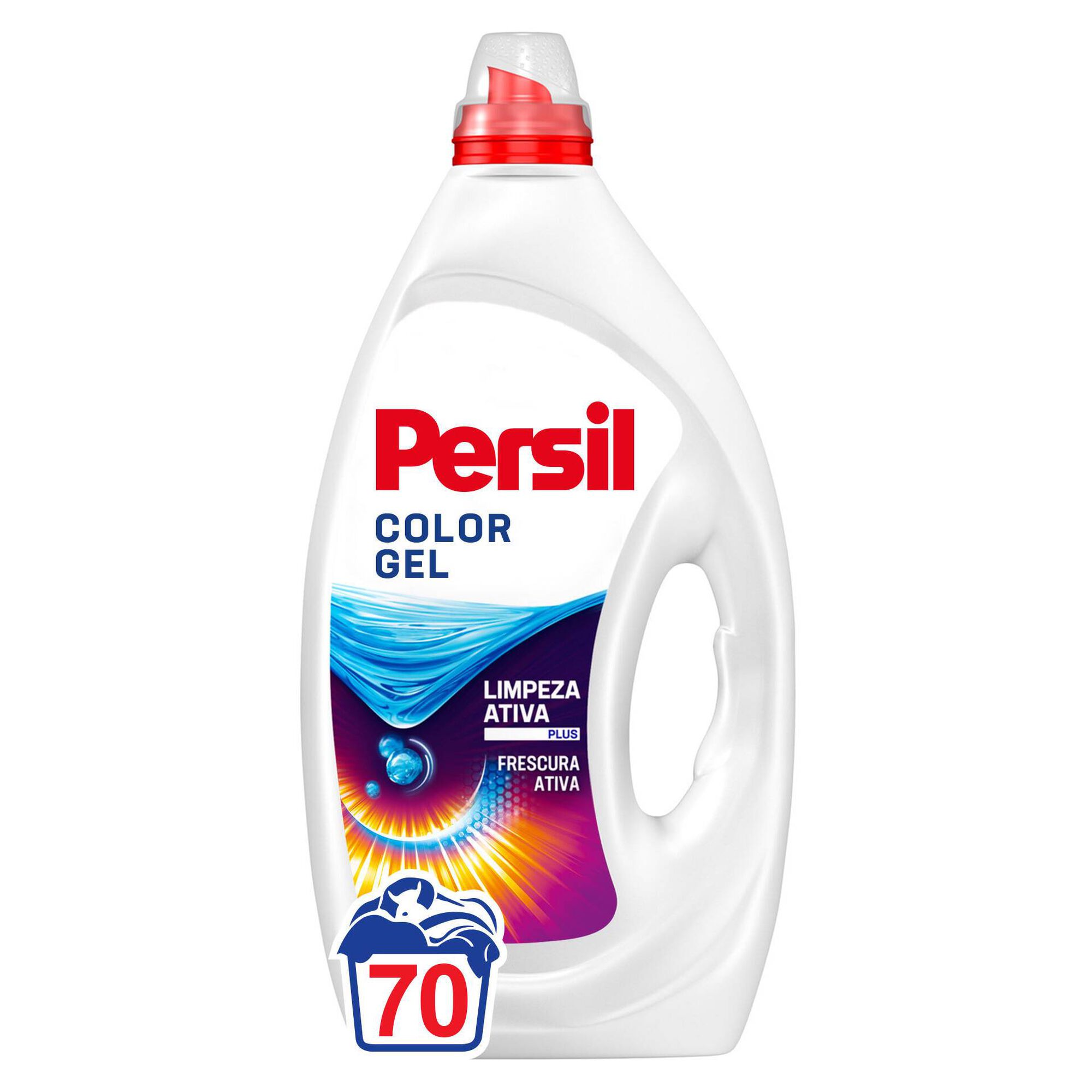 Detergente Máquina Roupa Líquido Color
