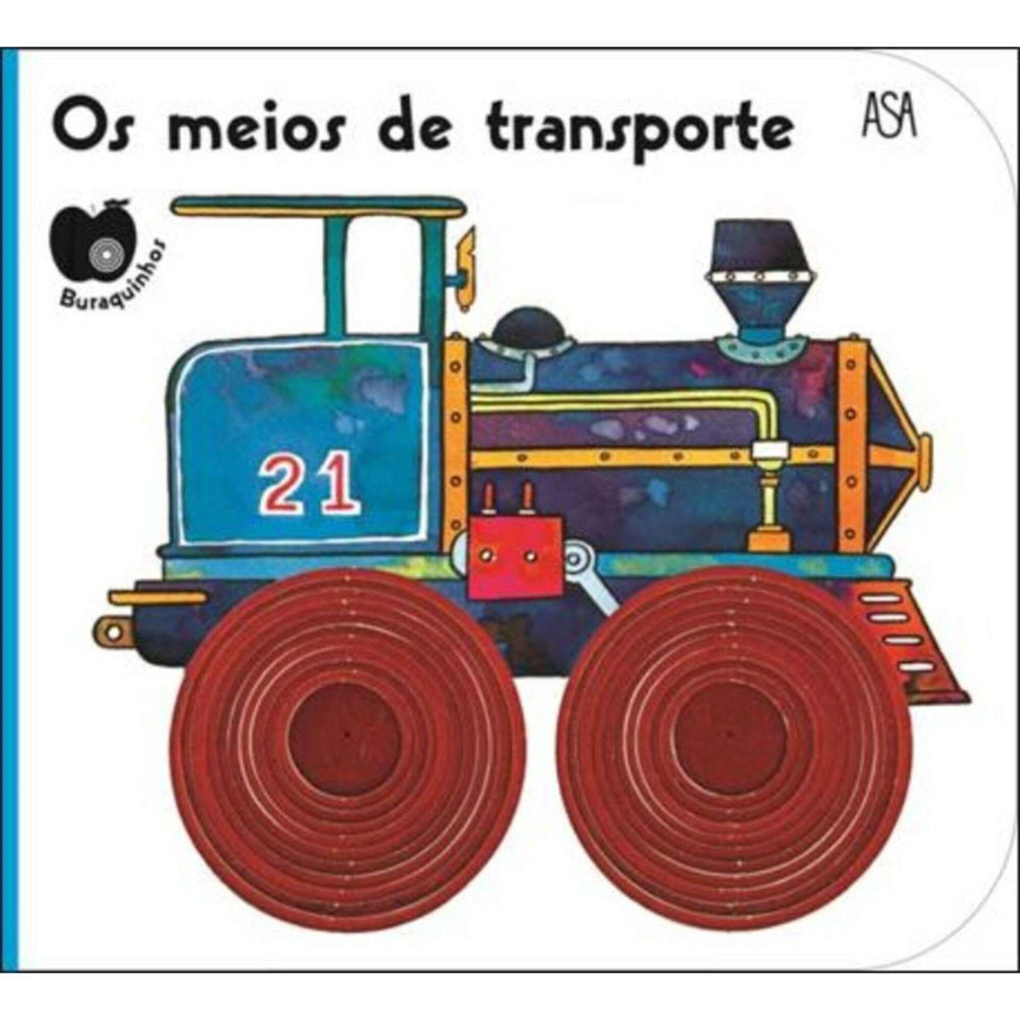 Buraquinhos - Os Meios de Transporte, , hi-res