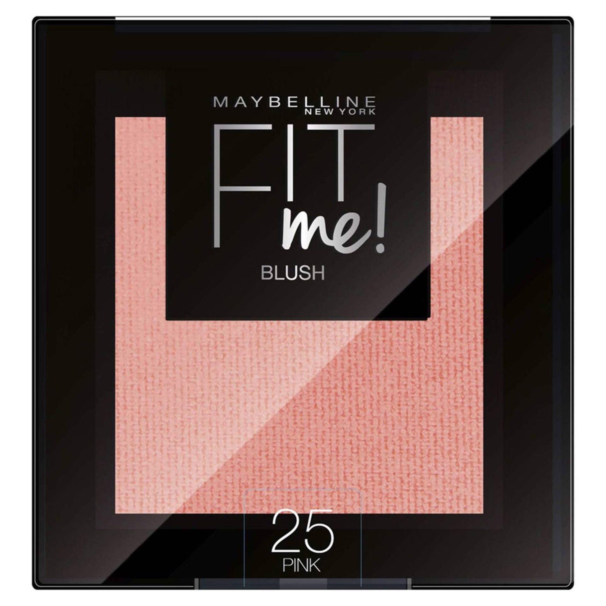 Blush Fit Me Pink 25