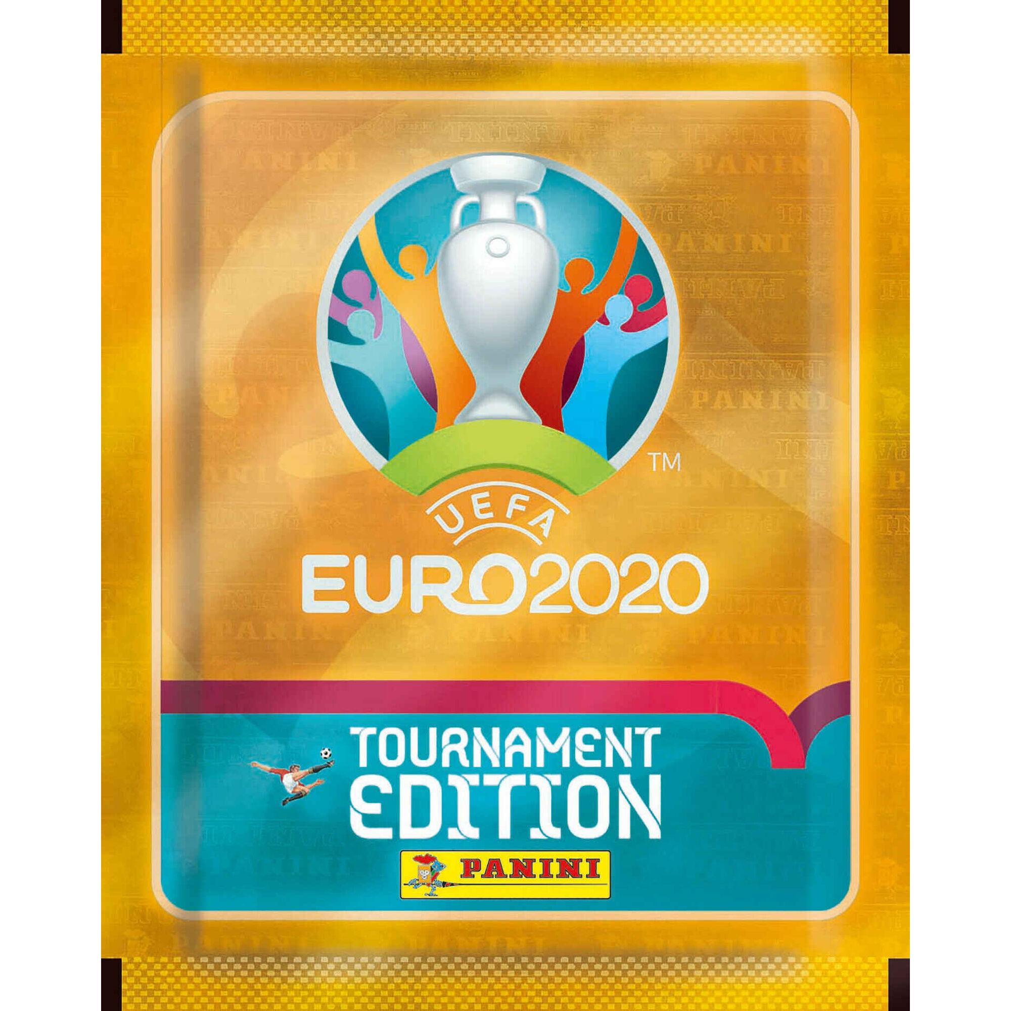 Saqueta de Cromos Futebol Euro 2020