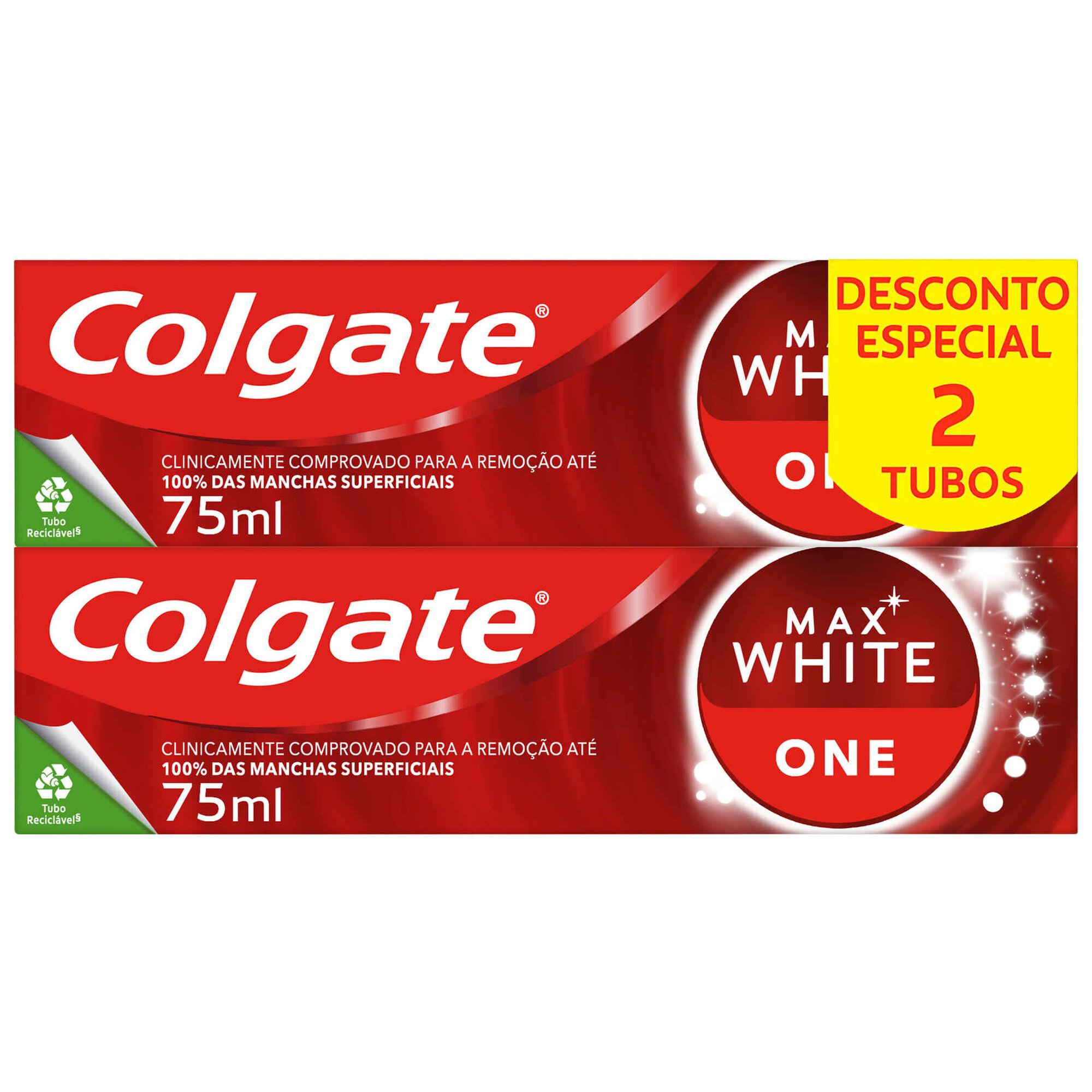 Pasta Dentífrica Max White One