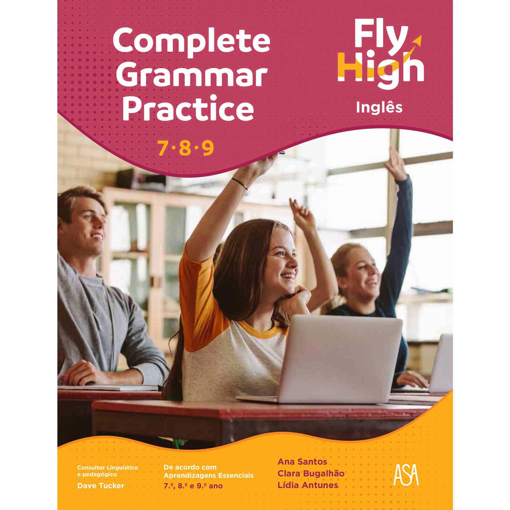Complete Grammar Practice - Inglês - 7º, 8º e 9º Ano