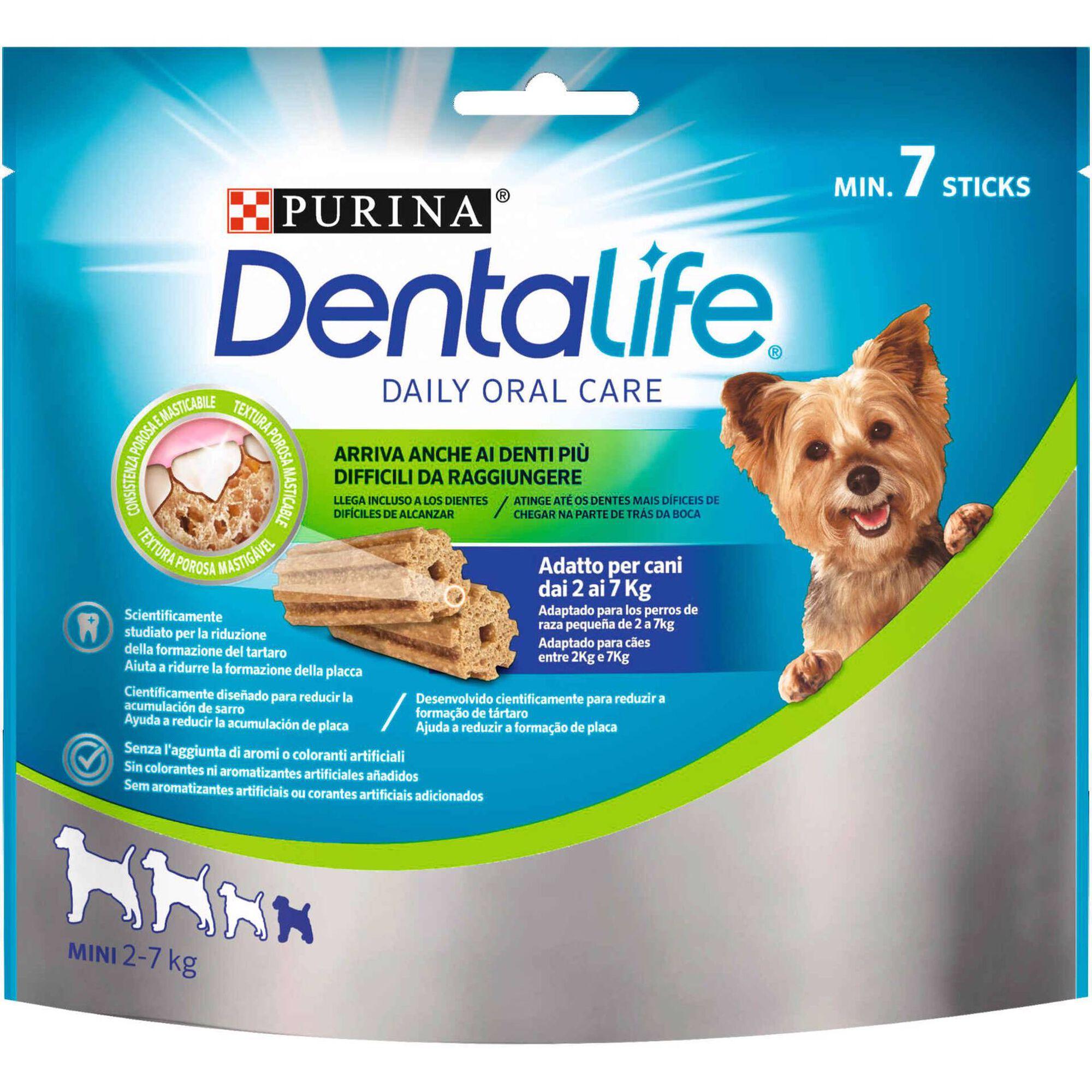 Snack para Cão Adulto Mini Higiene Oral Diária
