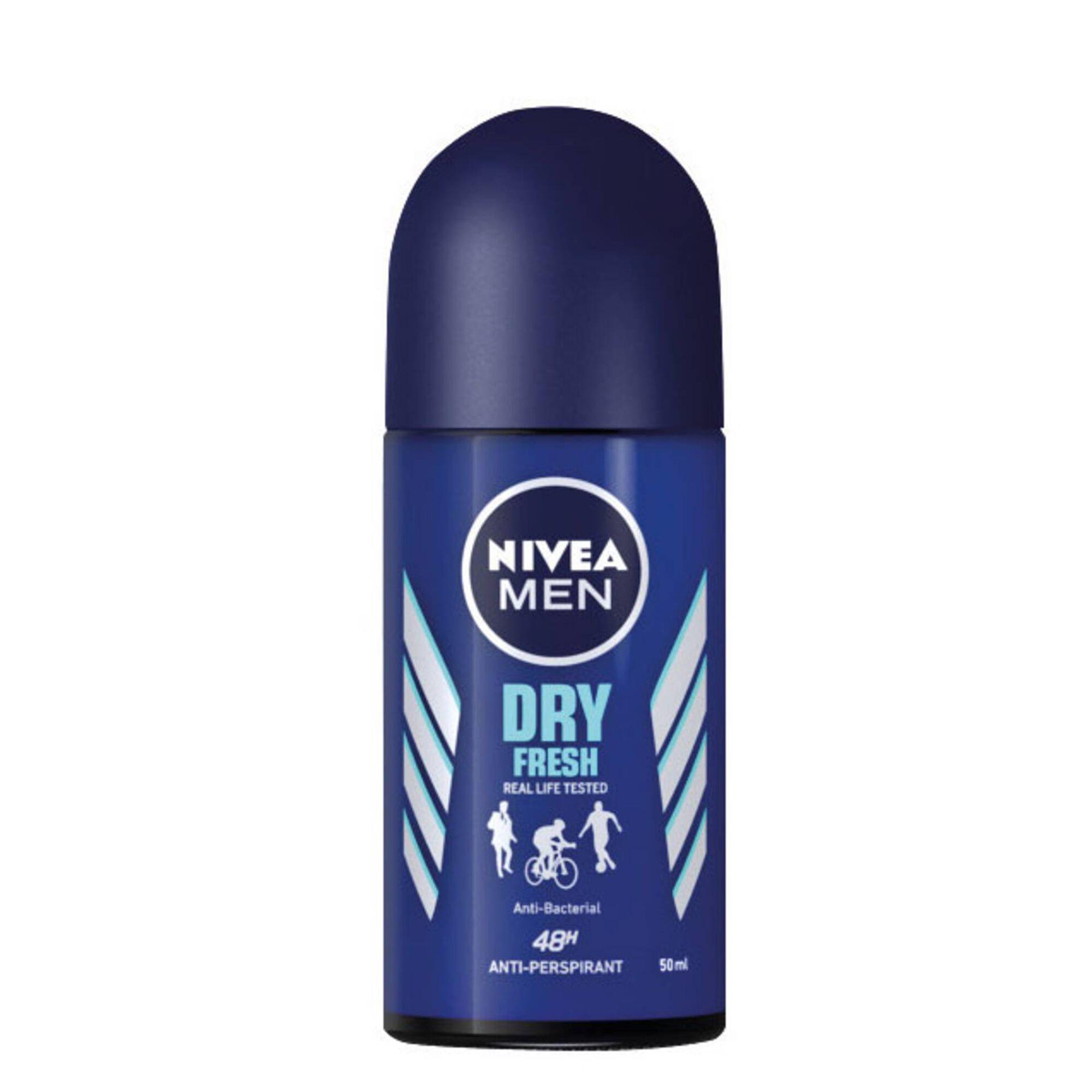 Desodorizante Roll On Men Dry Fresh