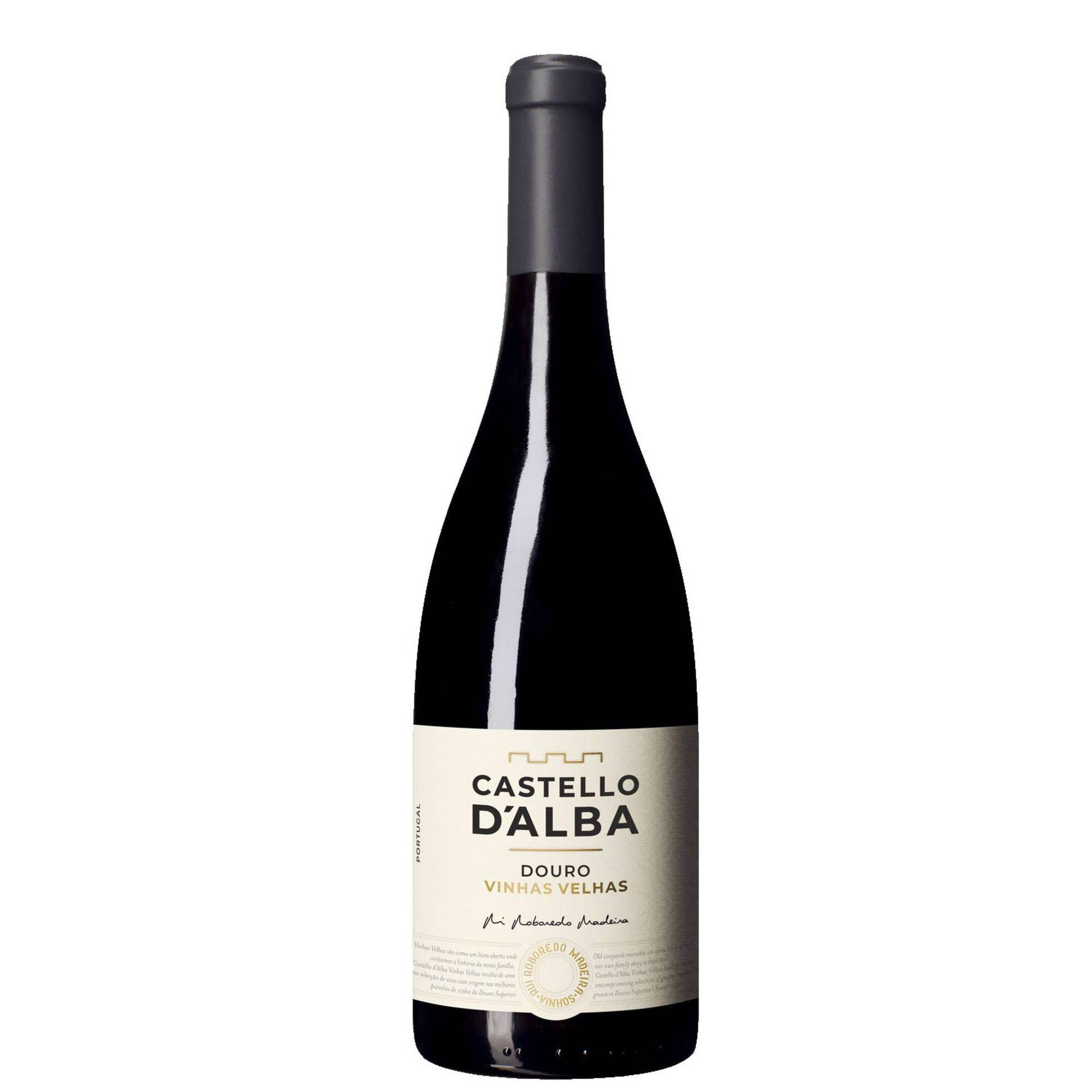Castello D'Alba Vinhas Velhas Grande Reserva DOC Douro Vinho Tinto