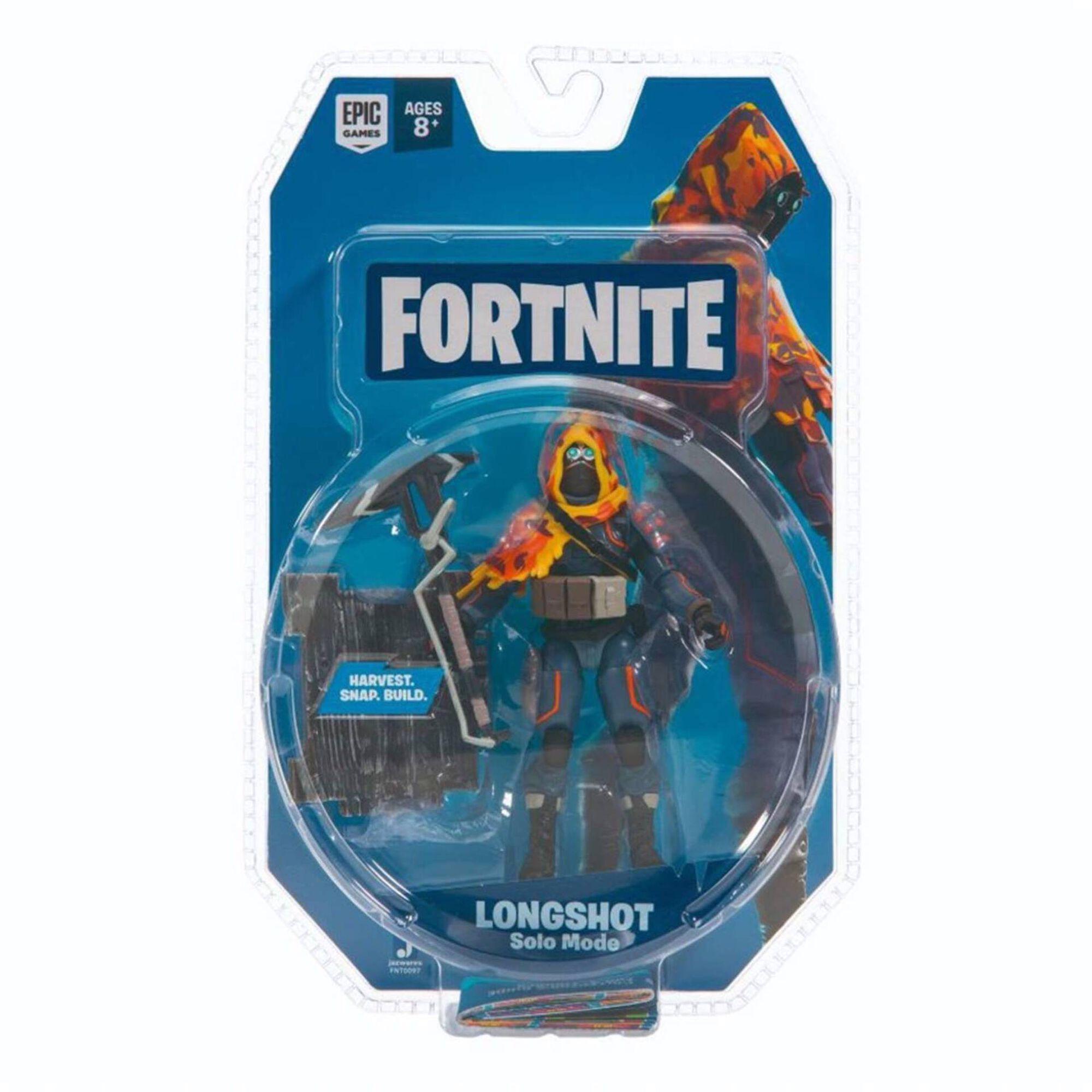 Figura Fortnite - Longshot Solo Mode