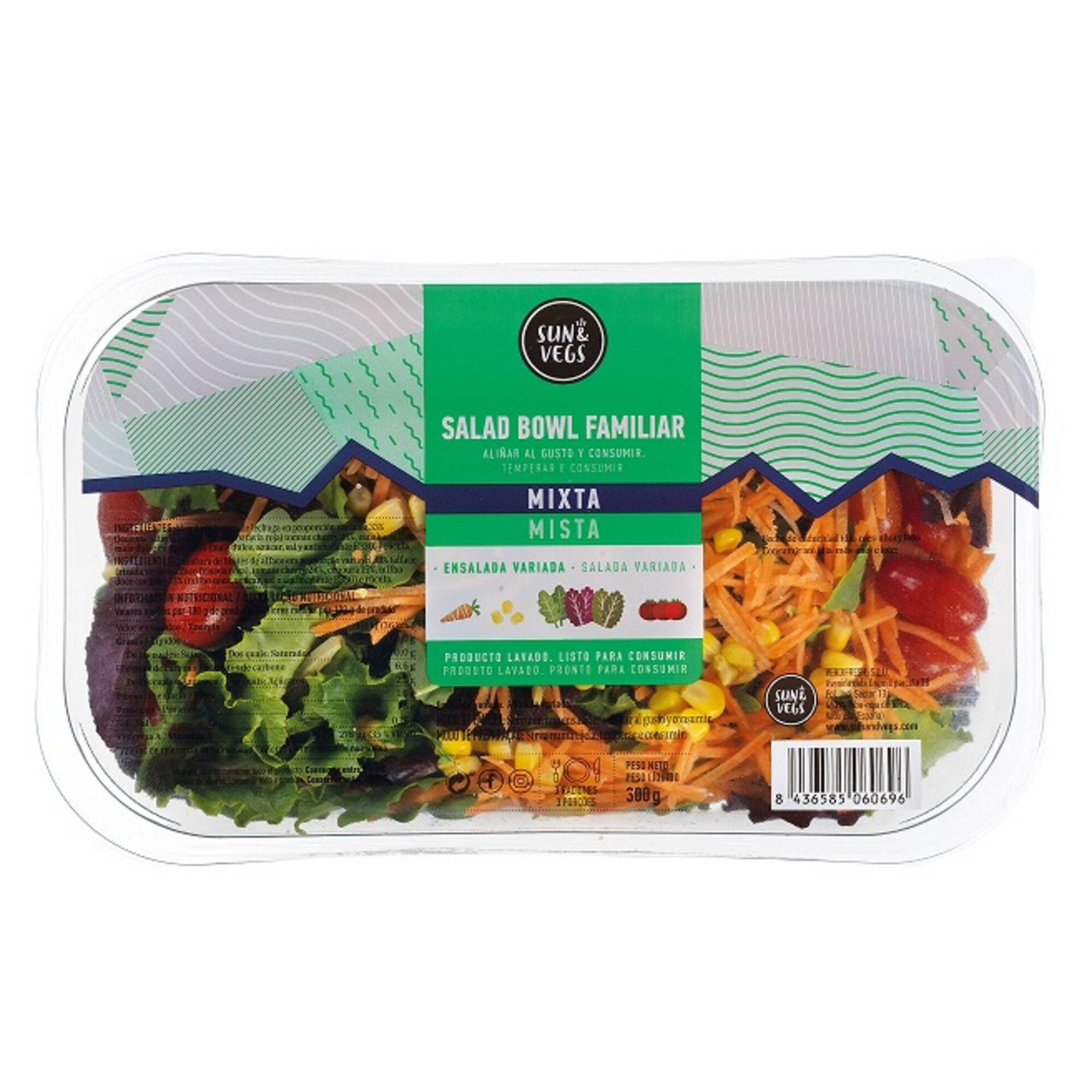 Salada Mista Familiar