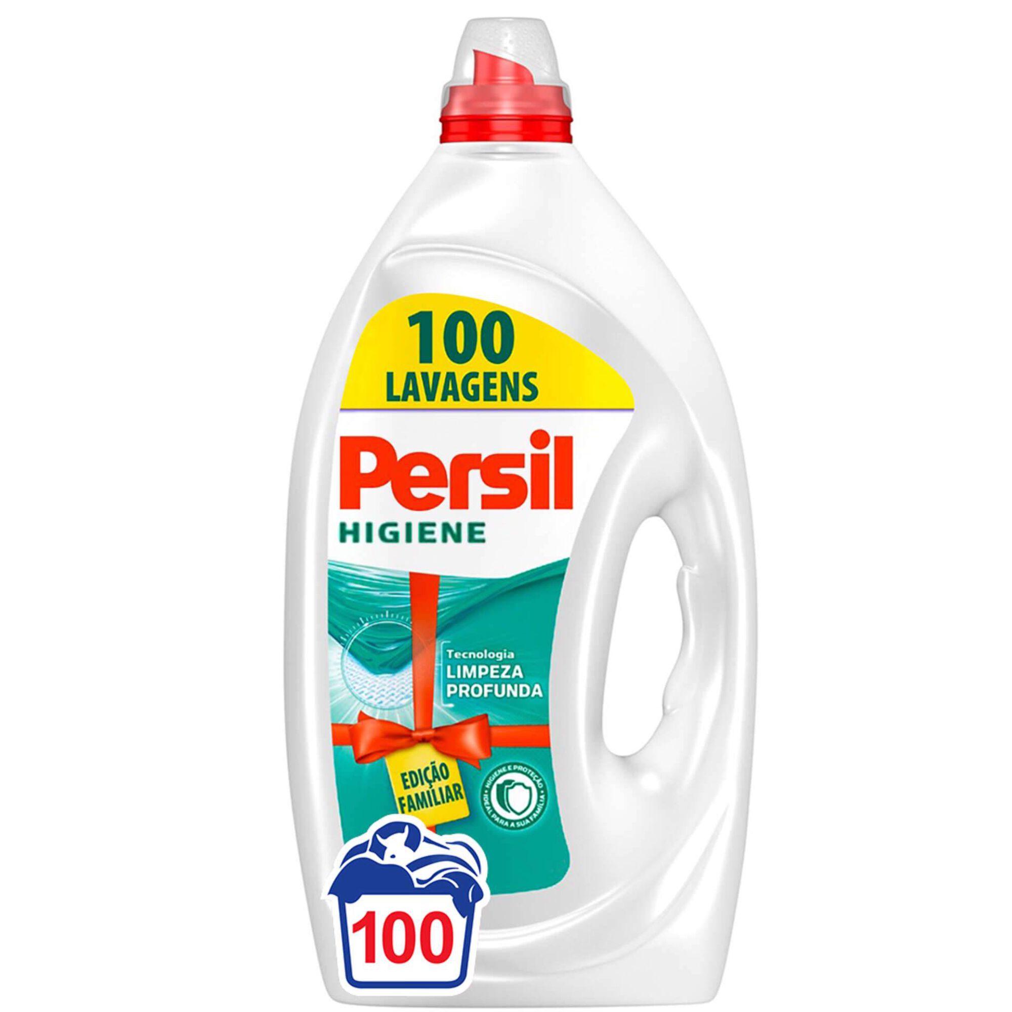 Detergente Máquina Roupa Líquido Higiene