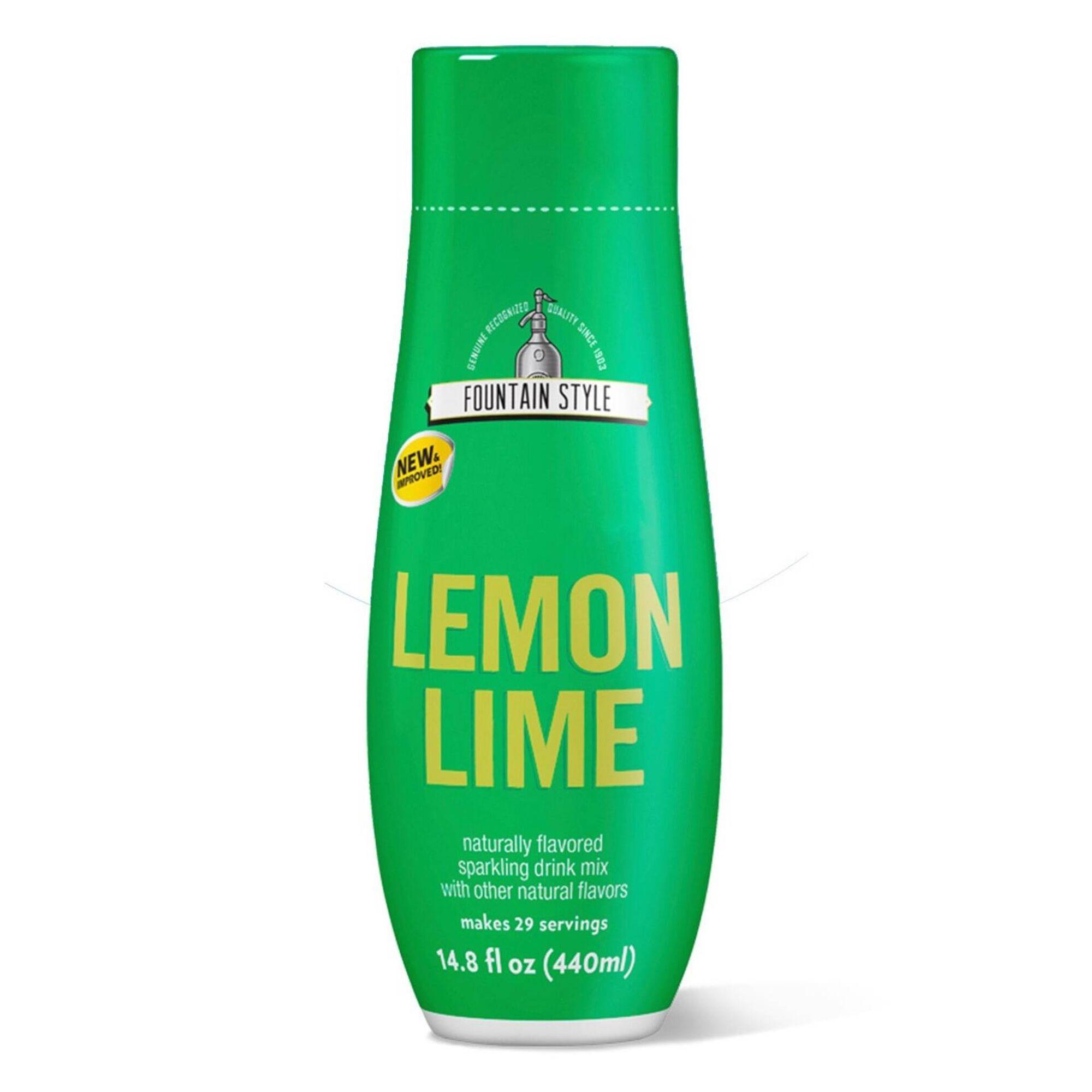 Concentrado Líquido Lima-Limão 440ml