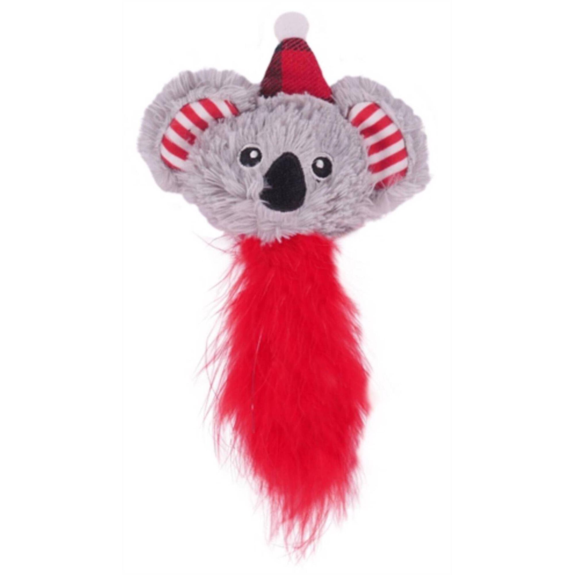Brinquedo para Gato X-mas Koala 17 cm