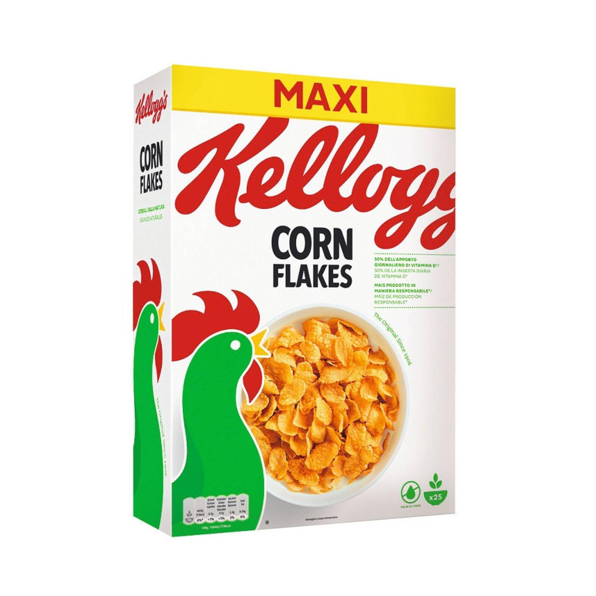 Cereais Corn Flakes